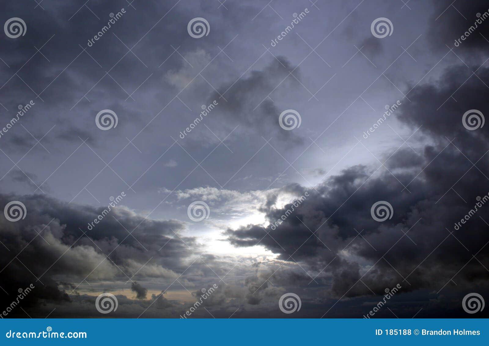 Cielo de plata