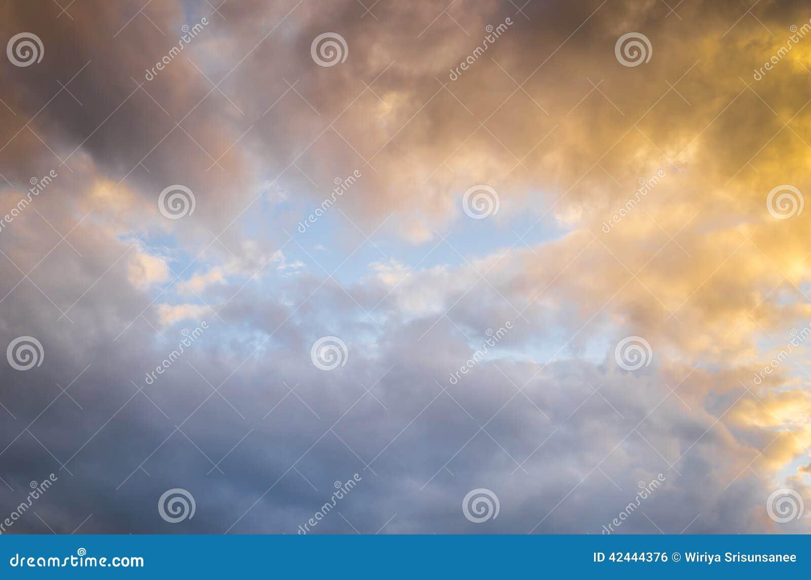 Cielo del Azul-oro
