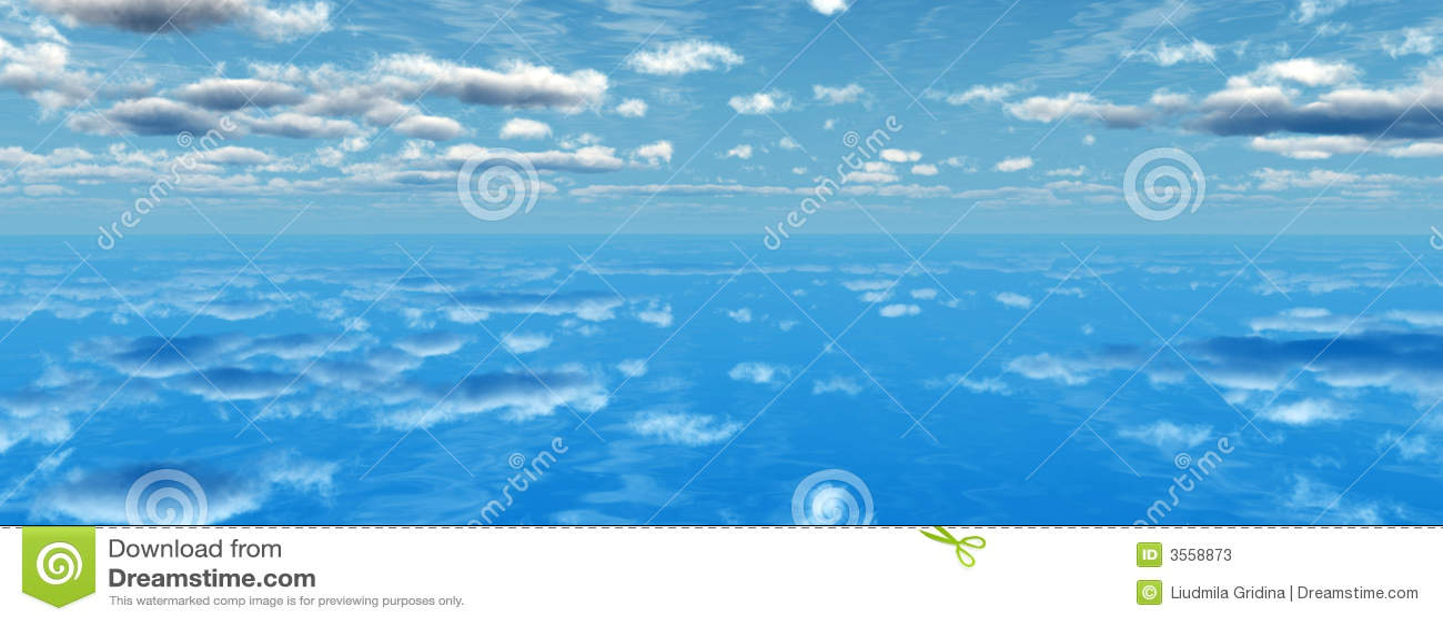 Cielo del mare