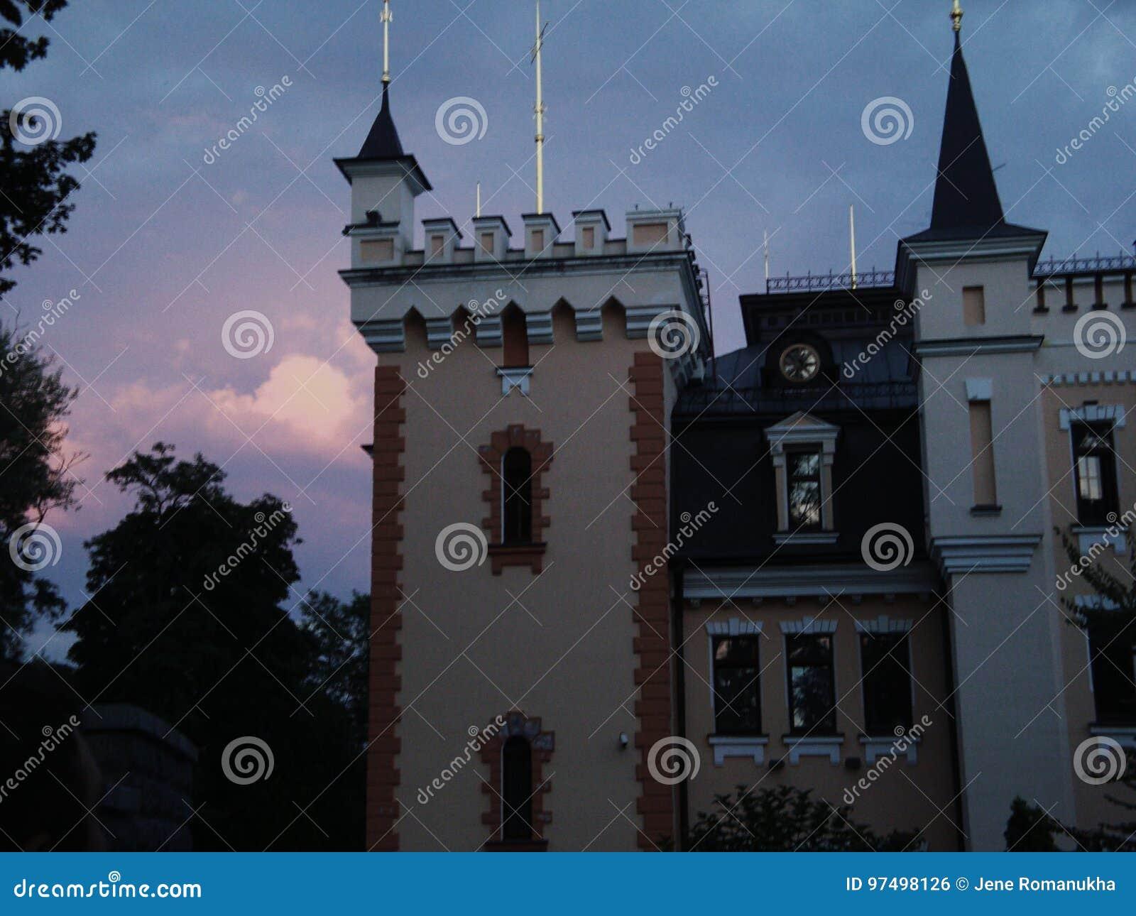 Cielo e castello