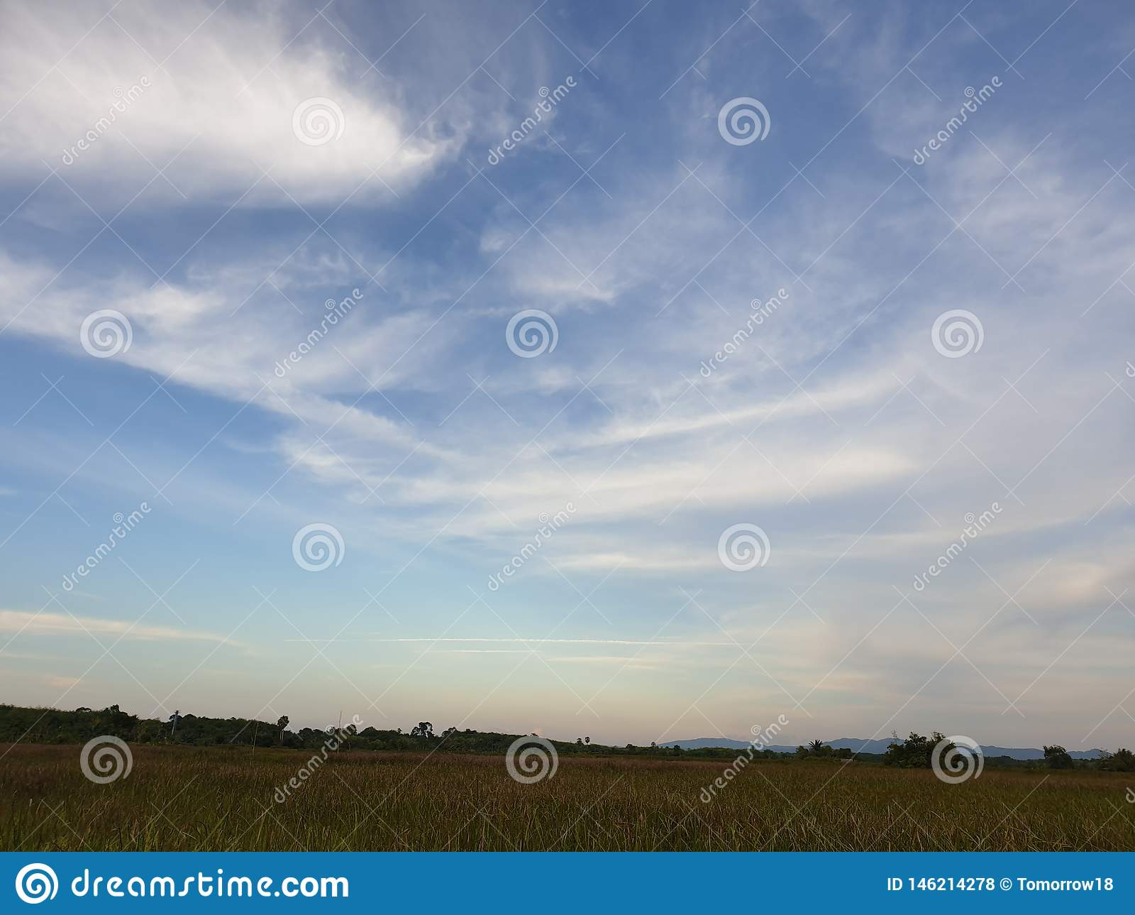 Cielo e nube