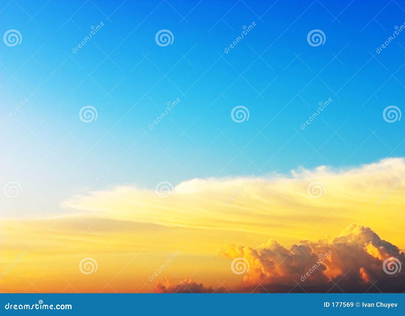 Cielo e nubi