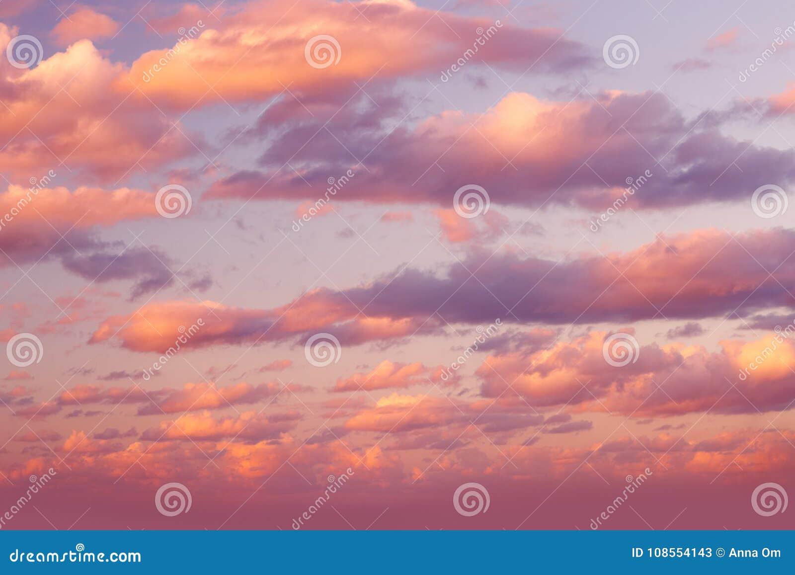 Cielo romántico
