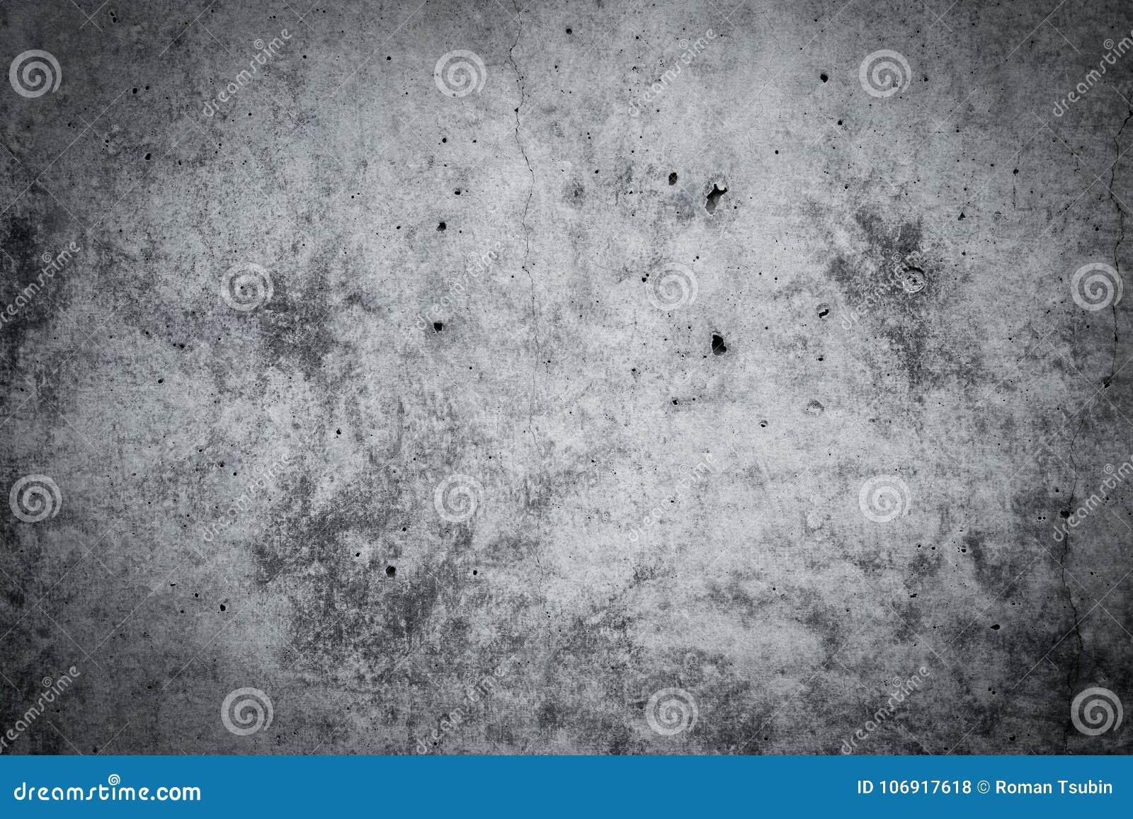Ciemny grunge tekstury beton