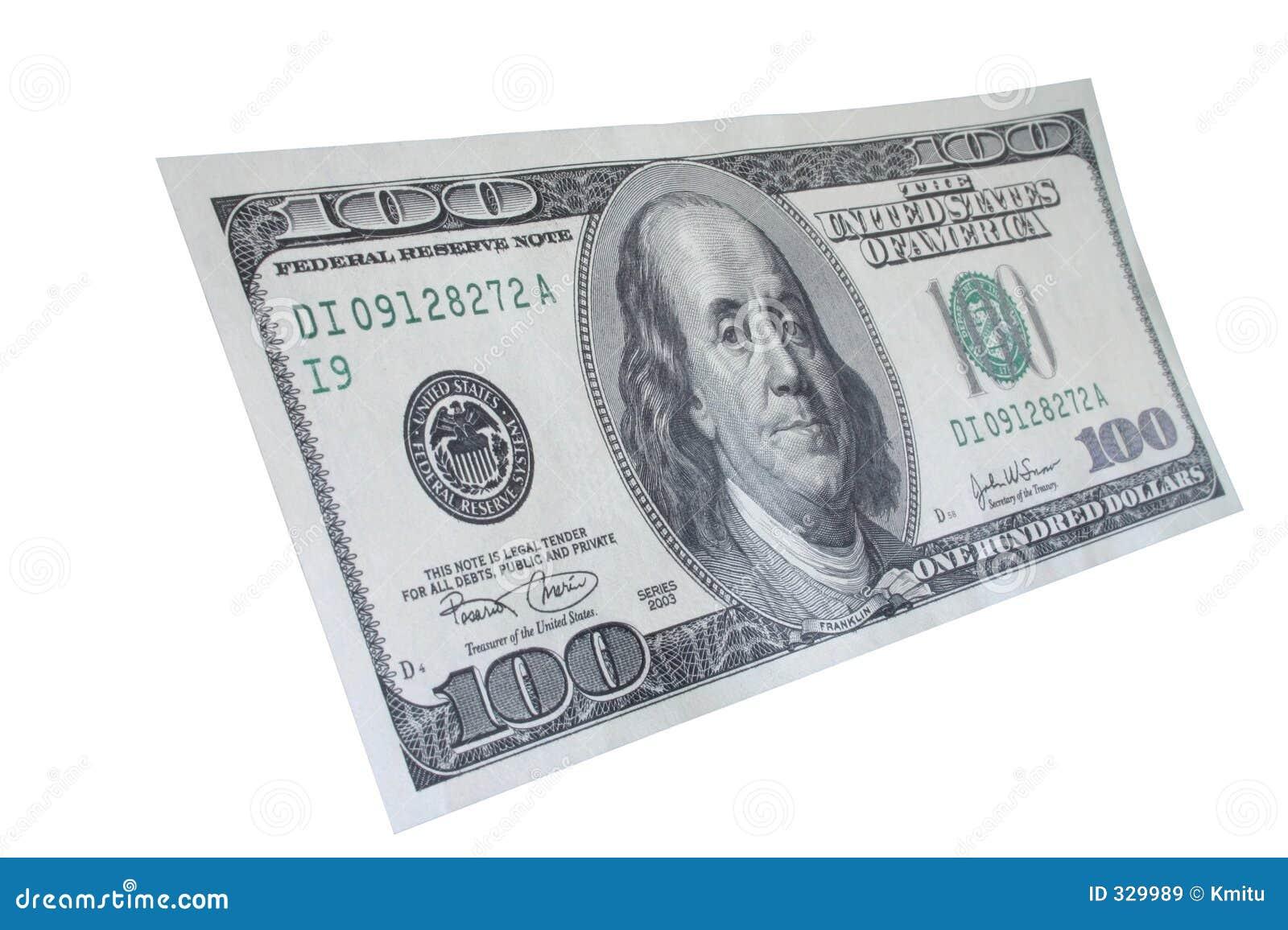 Cientos notas #5 del dólar