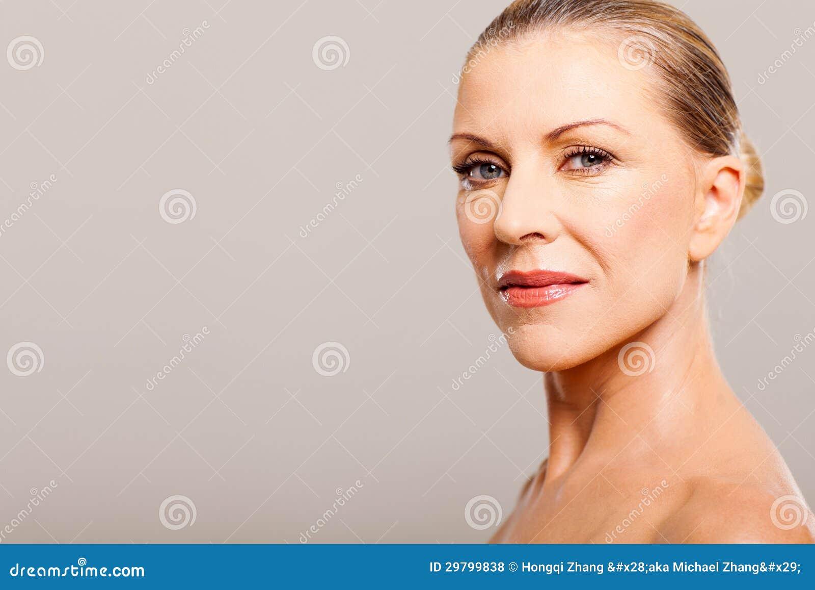 El centro envejeció a la mujer