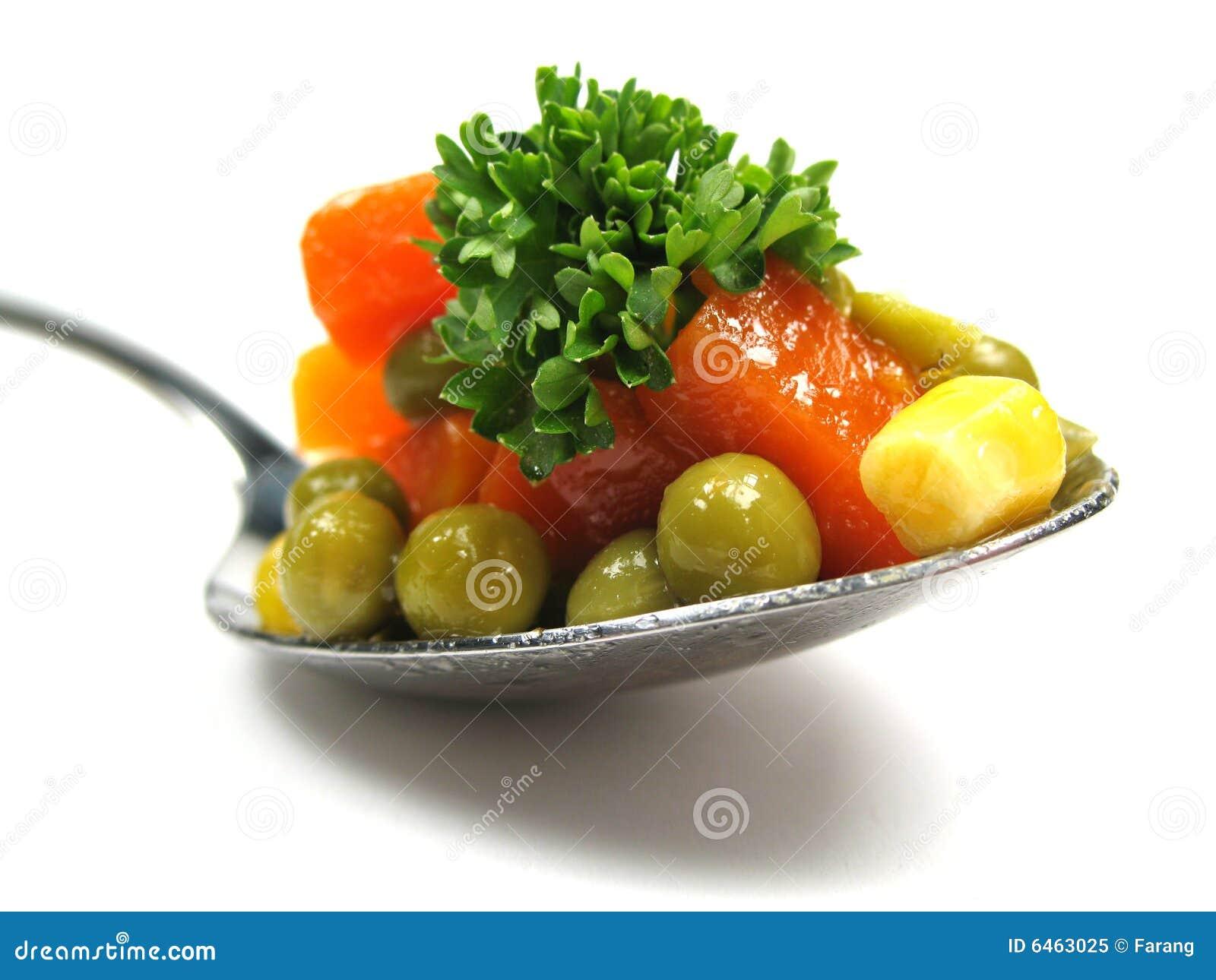 Ciesz się swoją warzyw