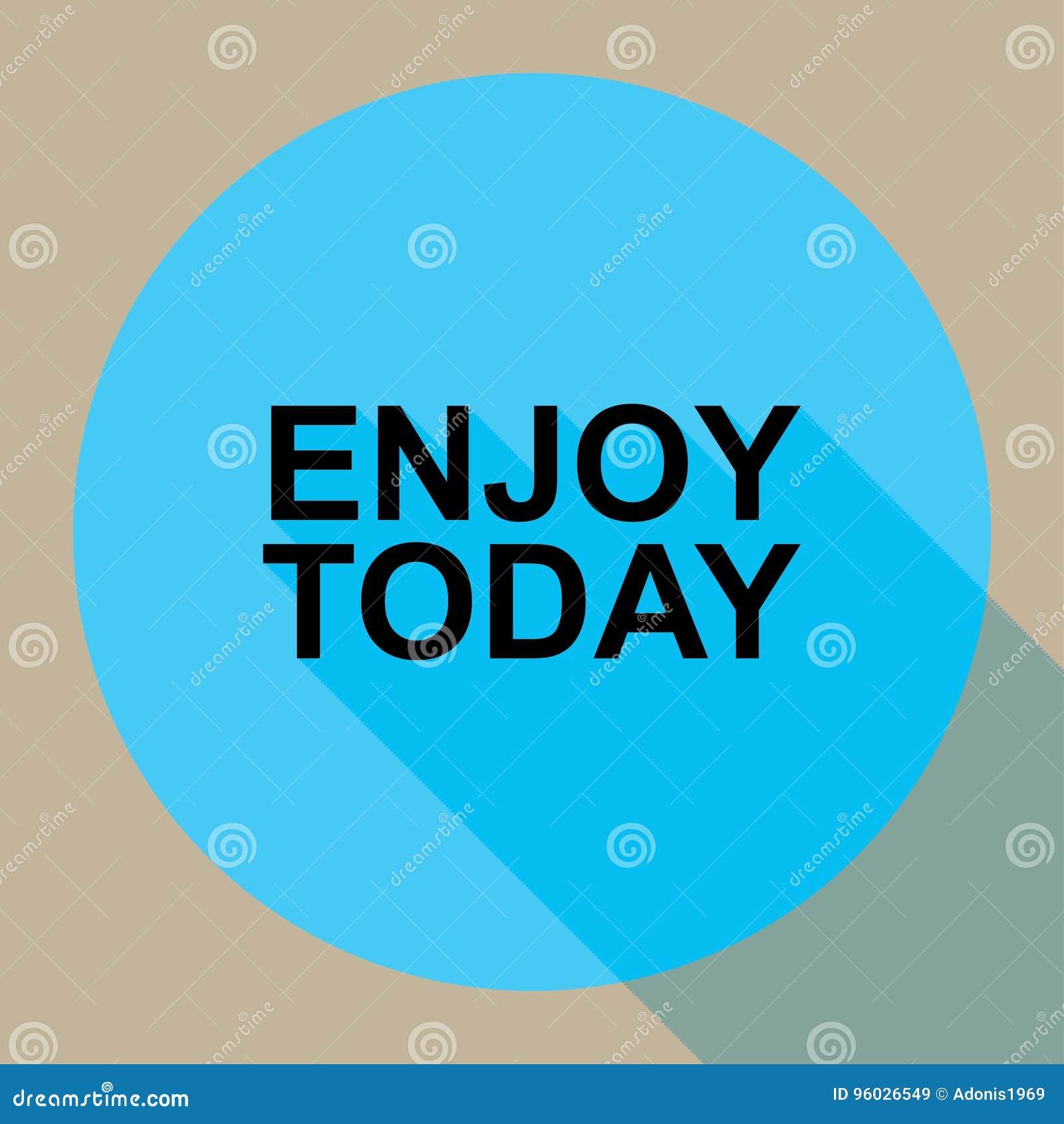 Cieszy się dzisiaj