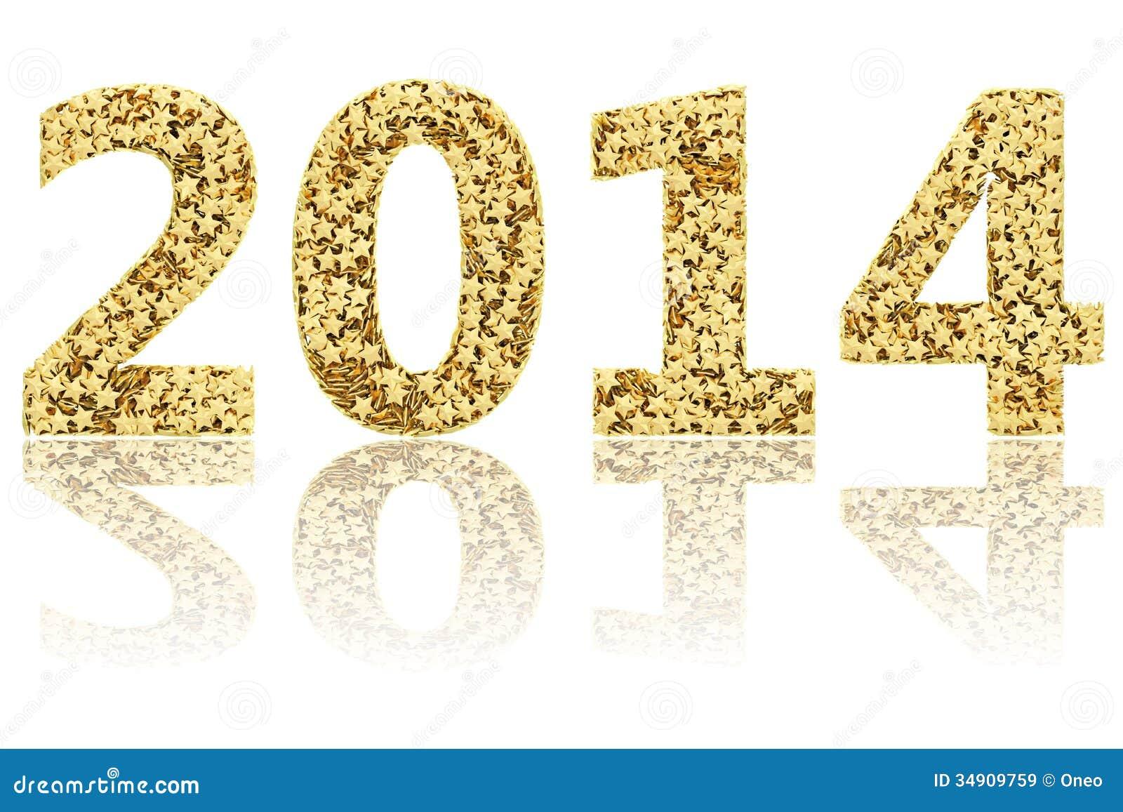 2014 cifre composte di piccolo