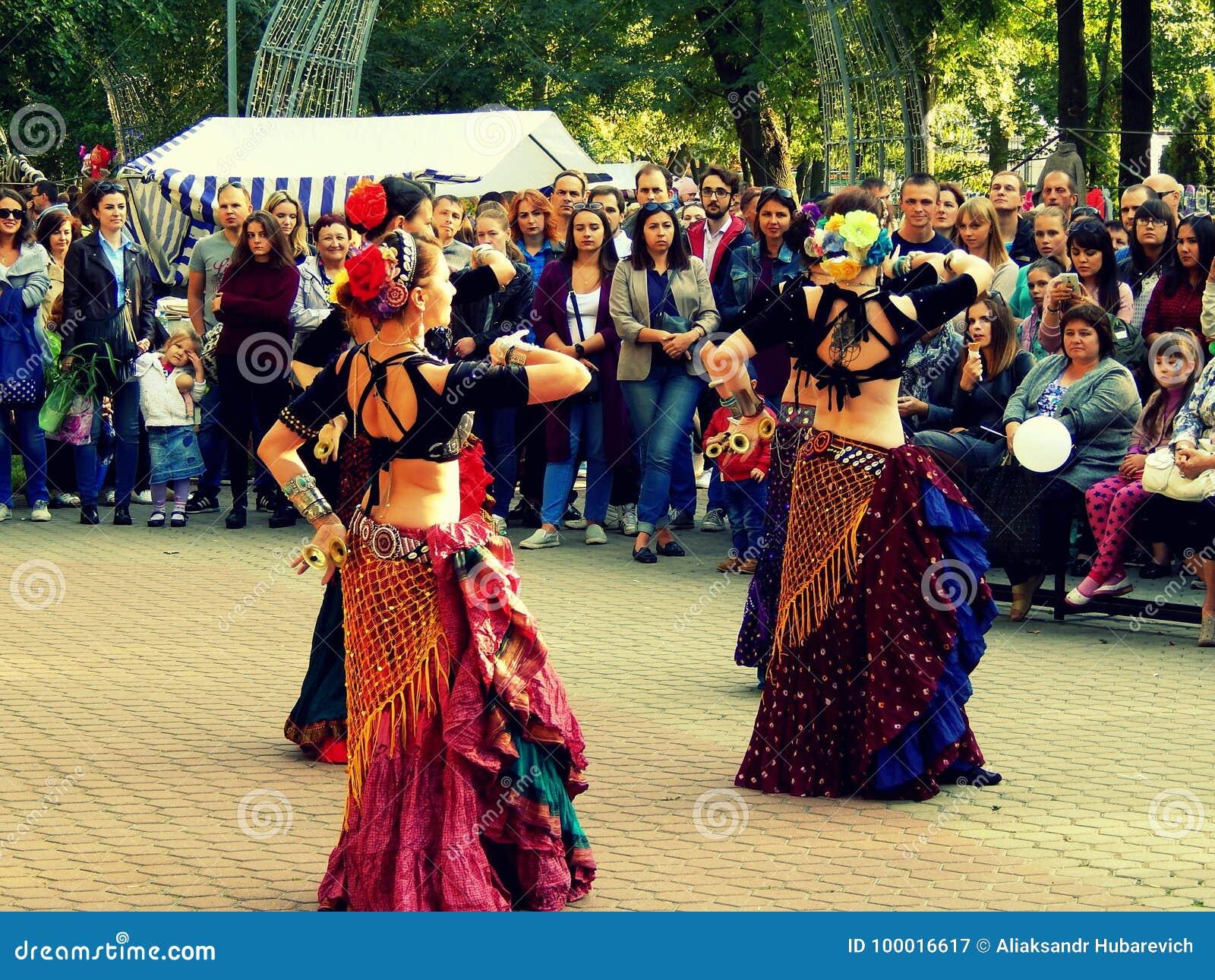 Ciganos da dança