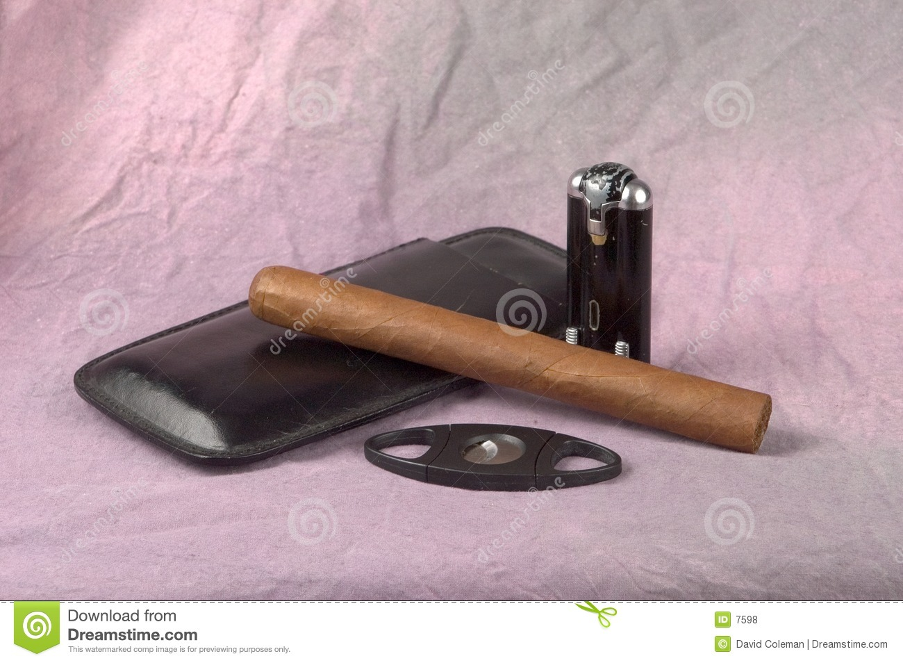Cigar and tools