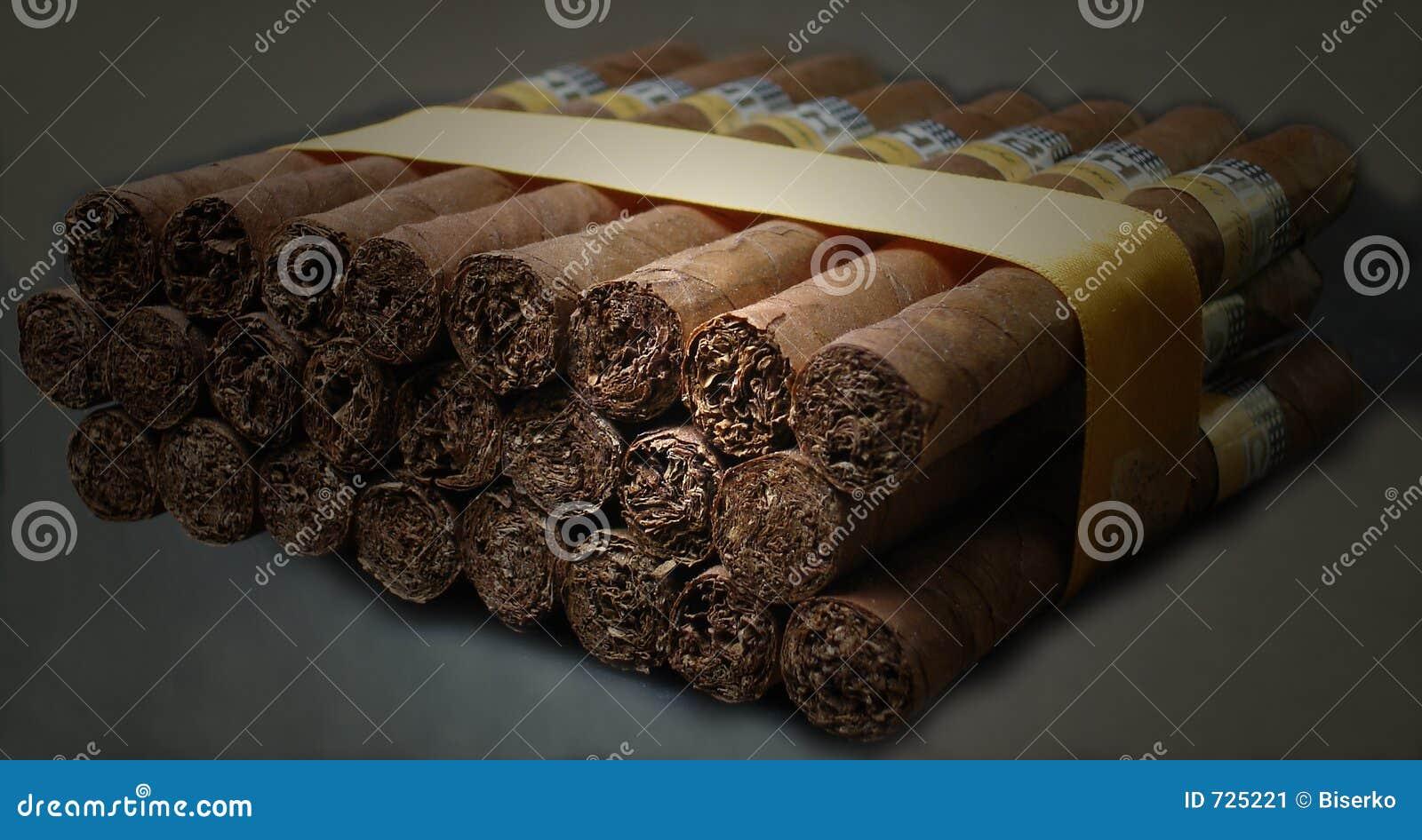 Cigares cubains de cohiba