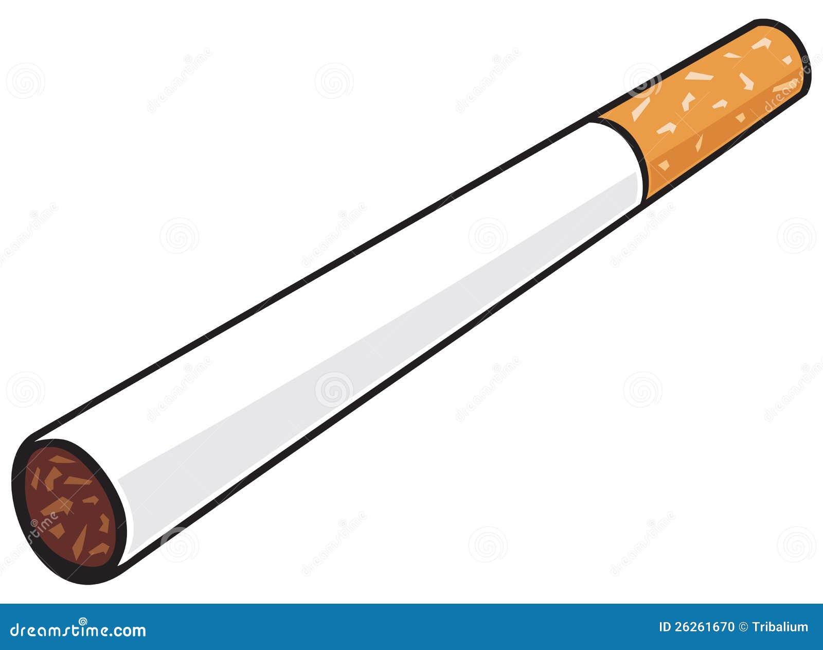 Cigarette Stock Photo - Image: 26261670