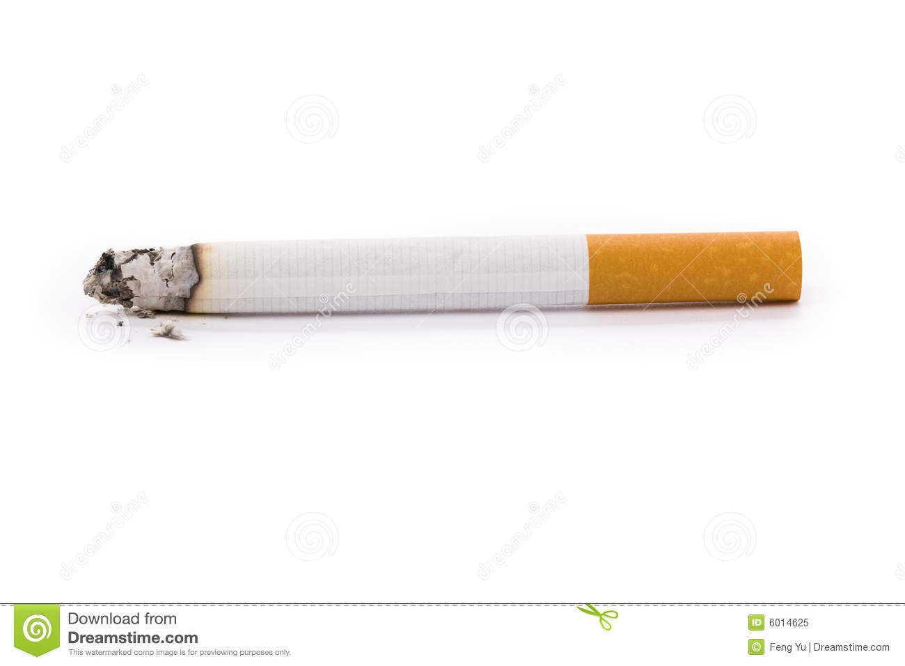 Cigarette Royalty Free Stock Photo - Image: 6014625