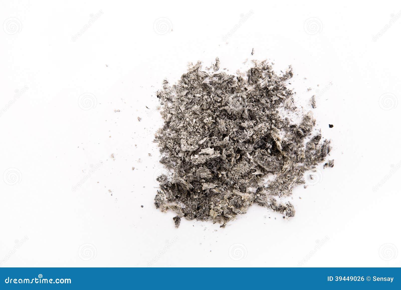 Cigarette Ash Stock Photo Image 39449026