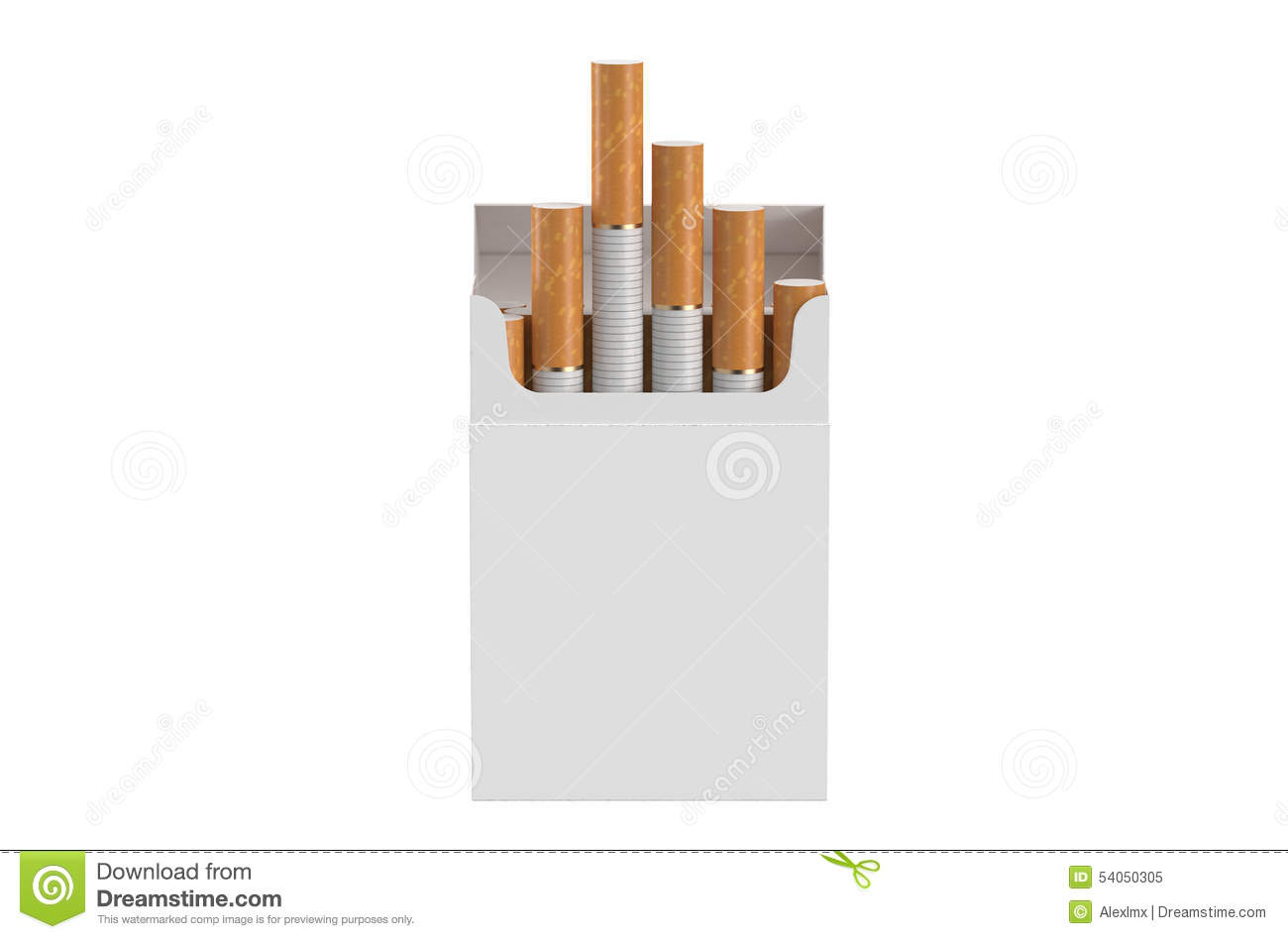 how to pack cigarettes quietly