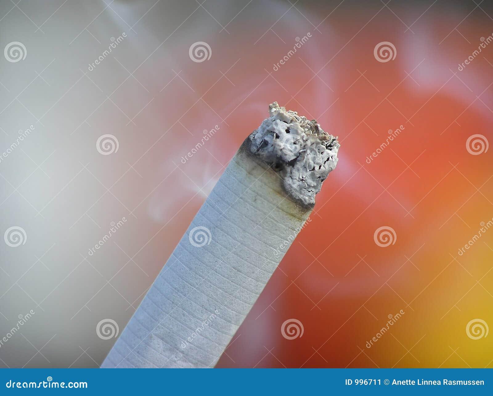 Cigarettstump