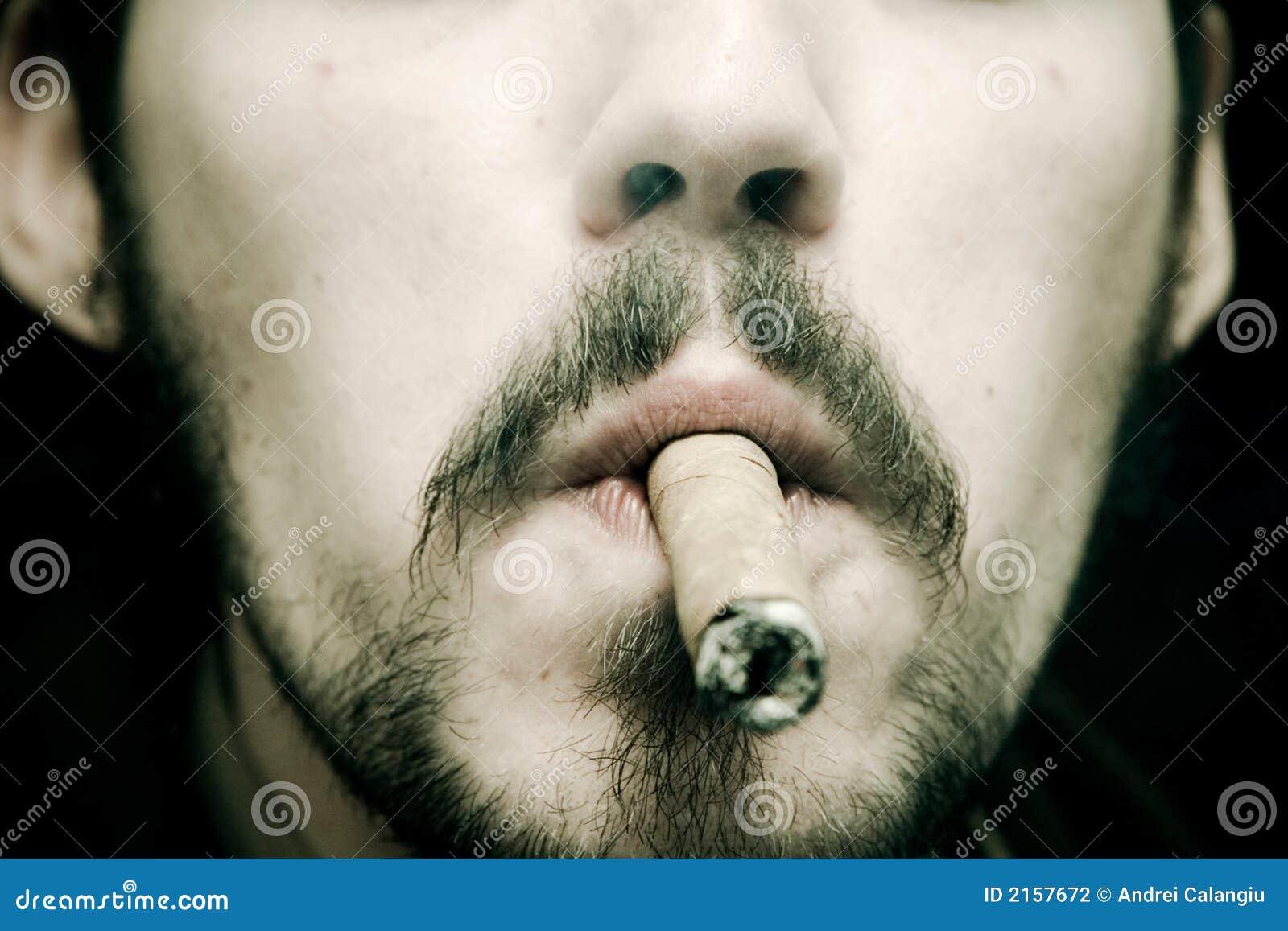 Cigarrmanrökning