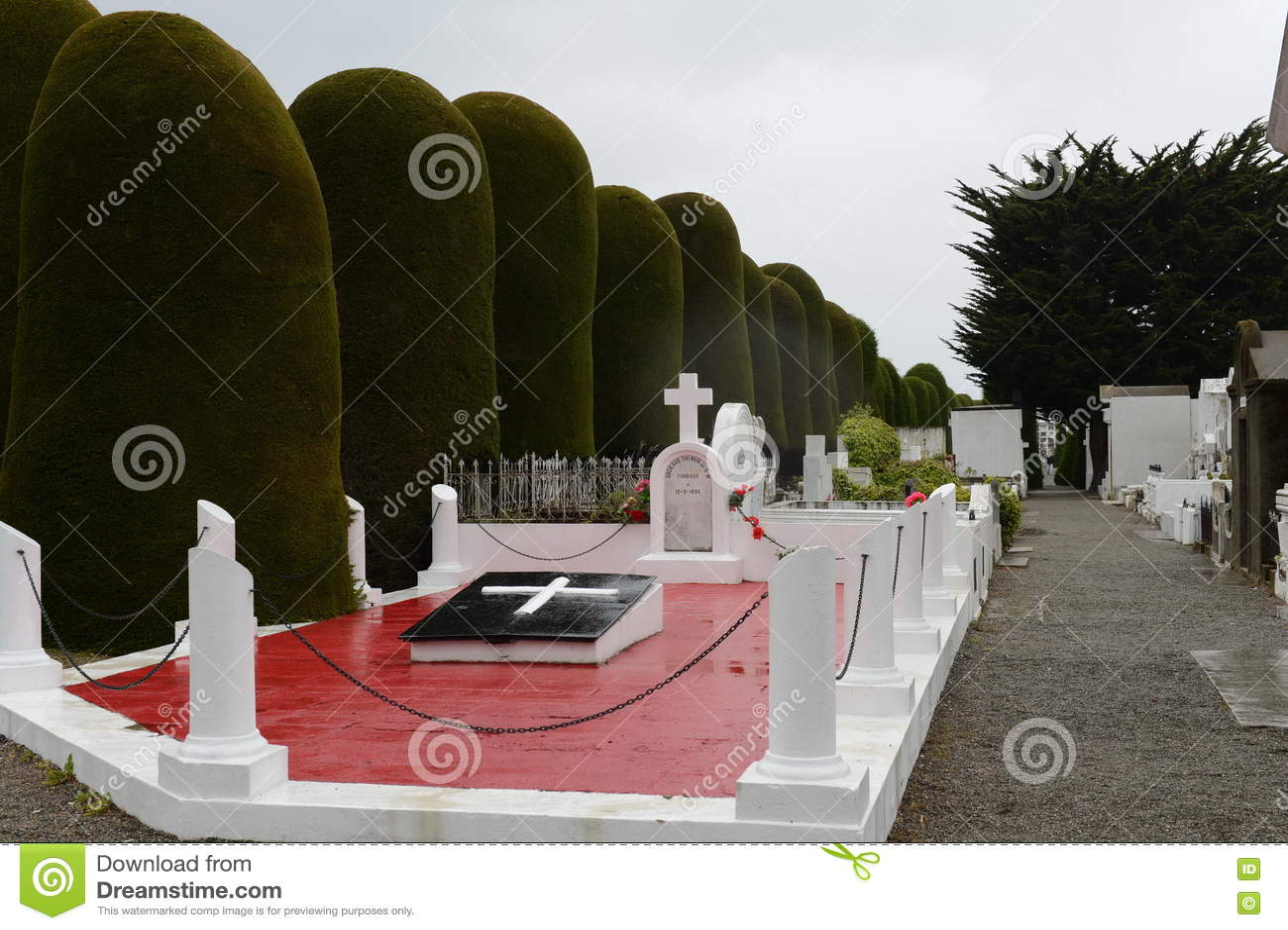 Cimetière municipal Punta Arenas
