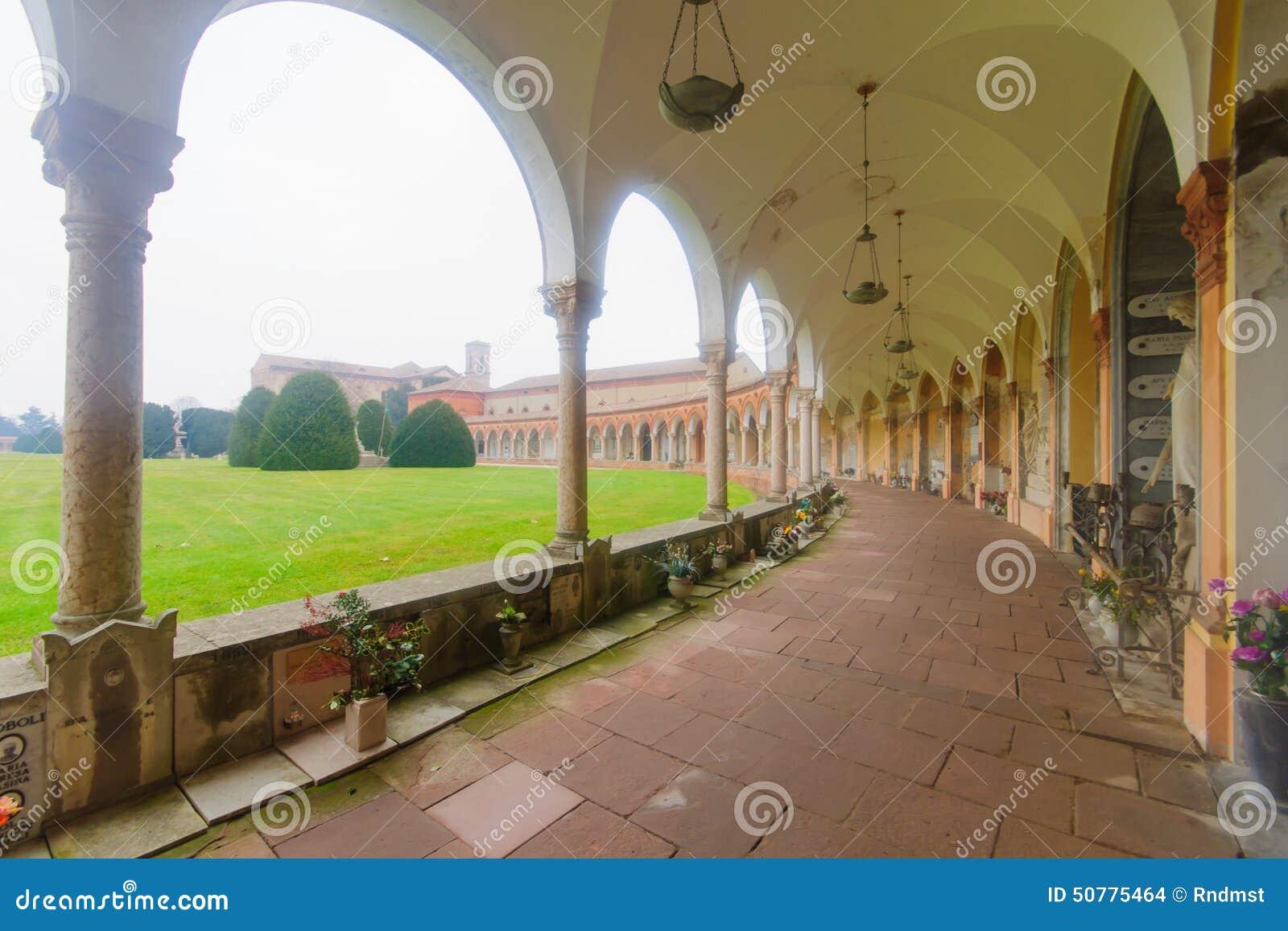 Cimitero della Certosa, Ferrara