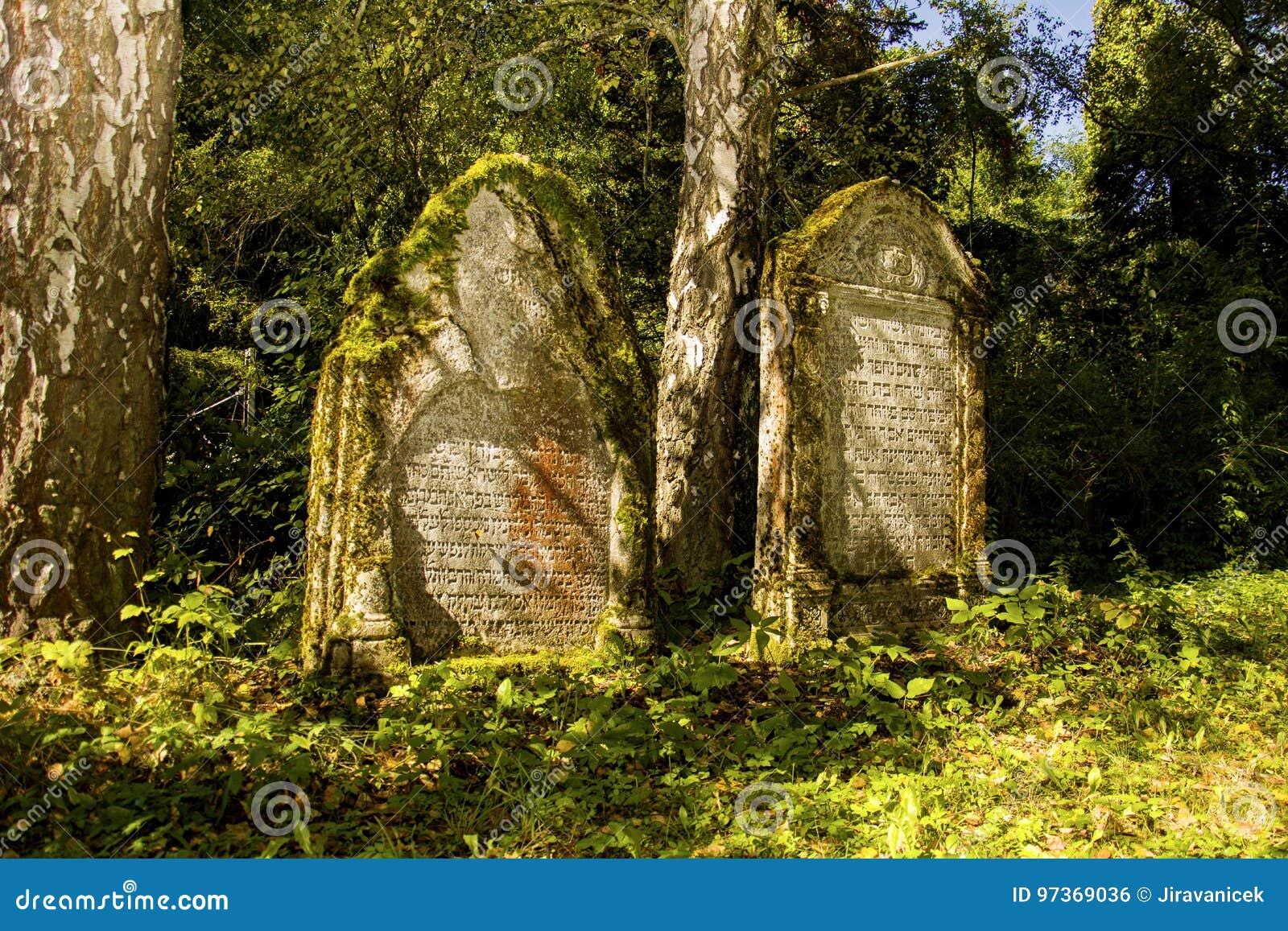 Cimitero ebreo - Marianske Lazne - la repubblica Ceca