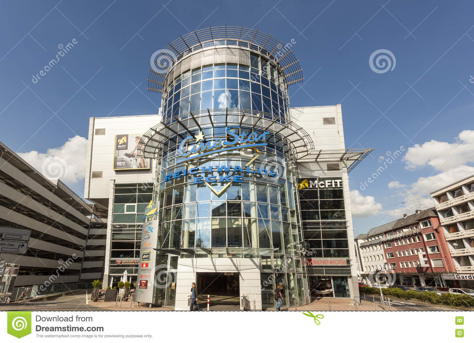 Cinéma de CineStar dans Siegen, Allemagne