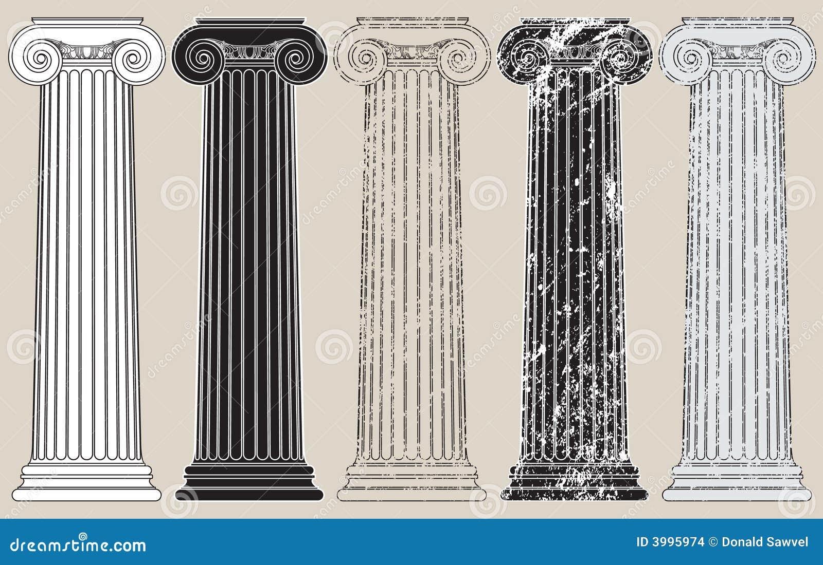 Cinco columnas