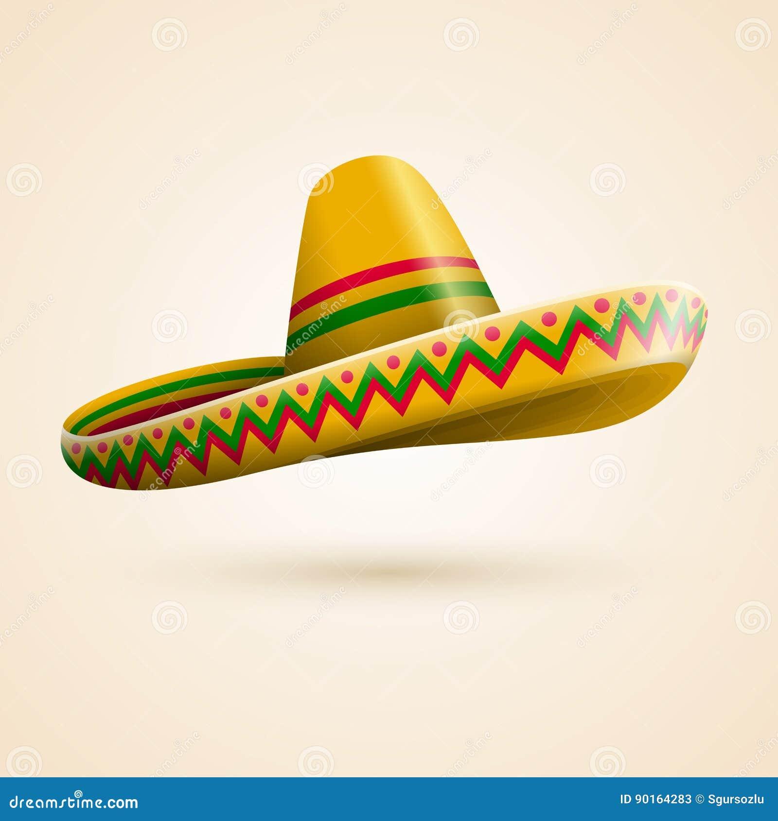 Cinco de Mayo hatt