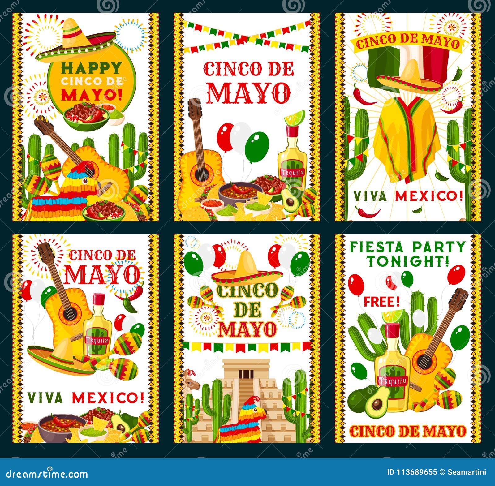 Cinco de mayo mexican vector greeting cards stock vector download cinco de mayo mexican vector greeting cards stock vector illustration of mexican green m4hsunfo