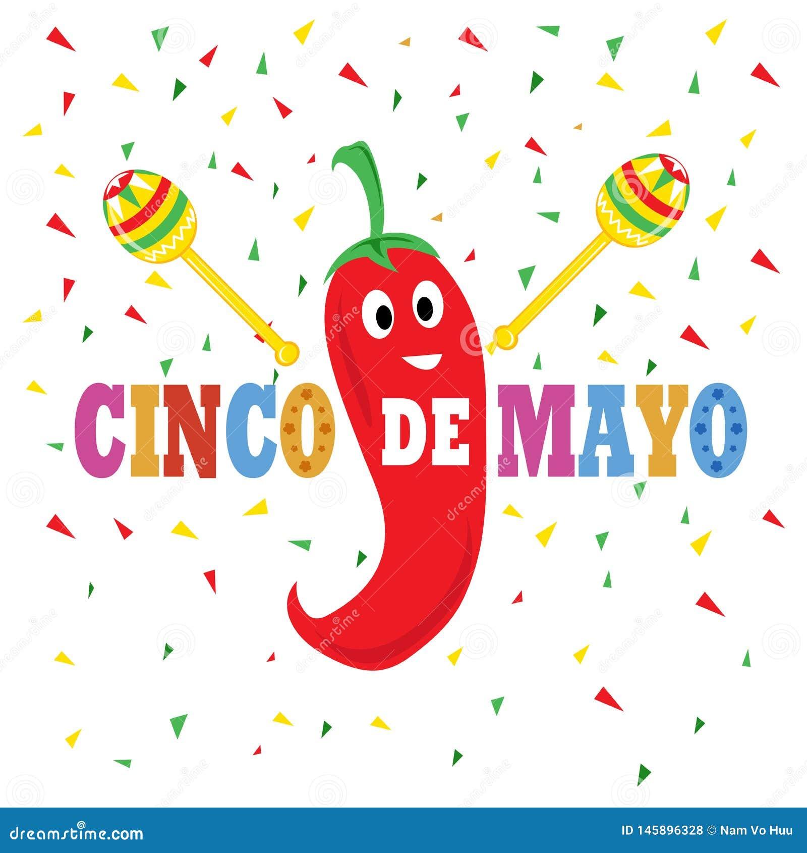 Cinco De Mayo Sign