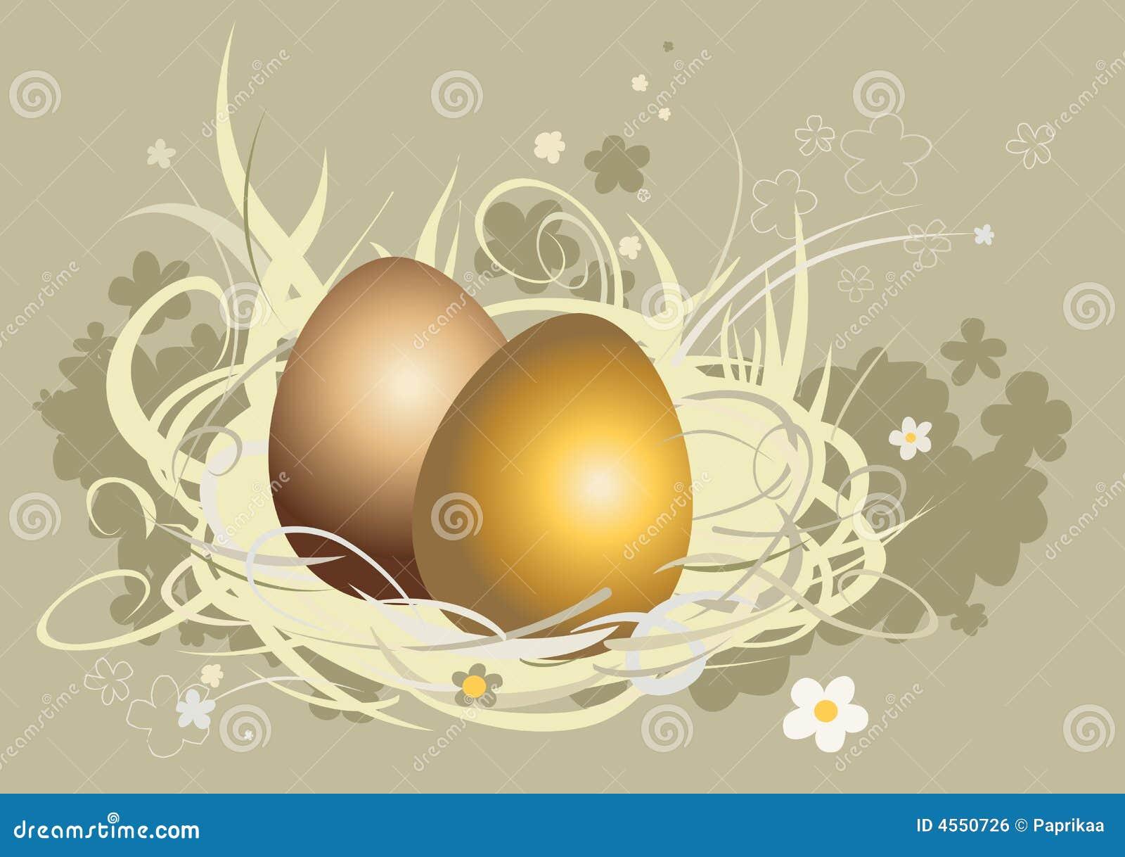 Cinco huevos de Pascua