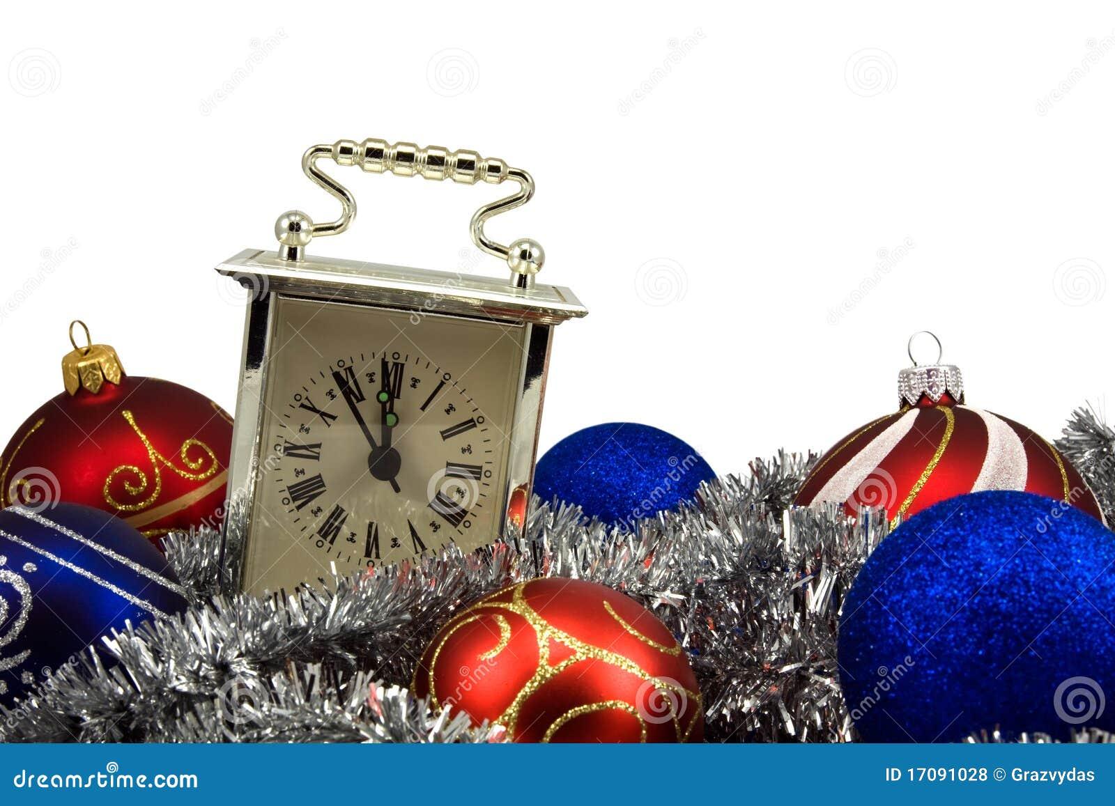 Cinco minutos ao ano novo