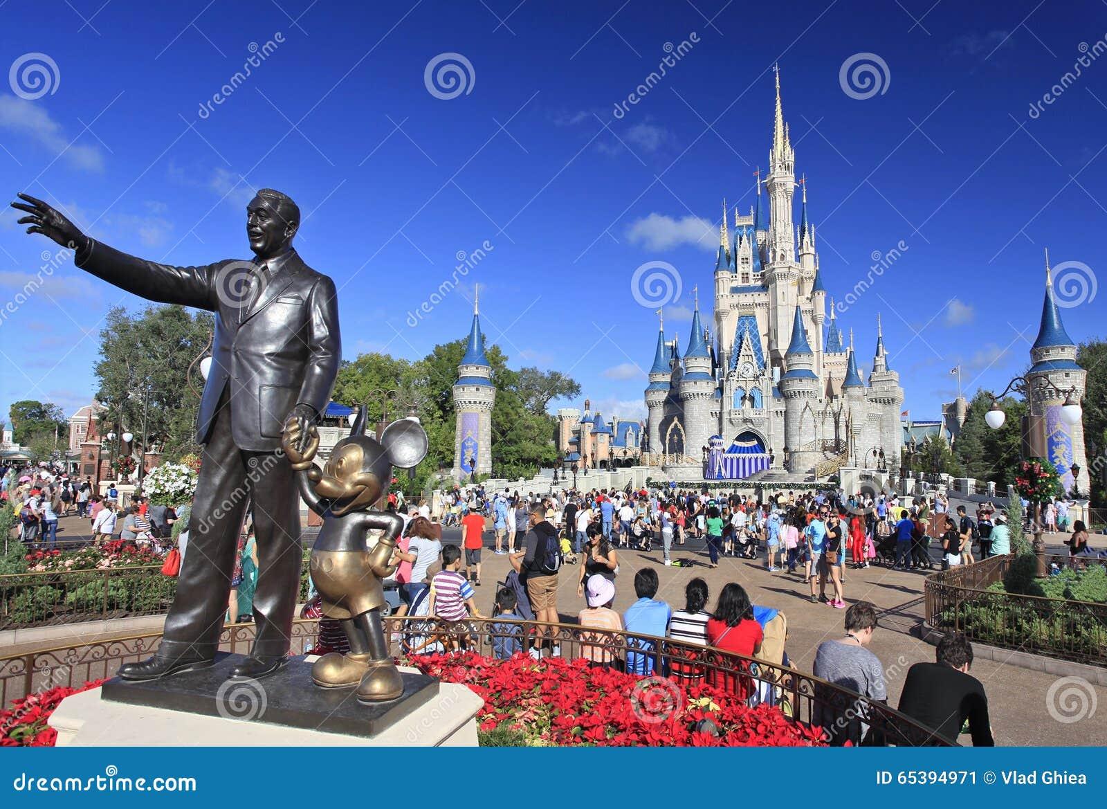 Cinderella Castle, royaume magique, Disney