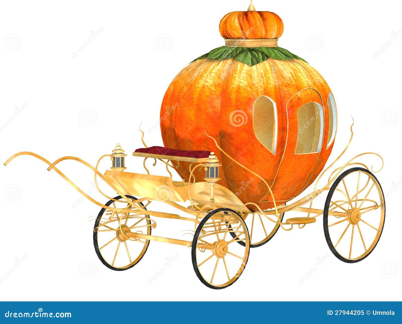 Disney Cinderella Carriage Clipart Cinderella fairy tale pumpkin