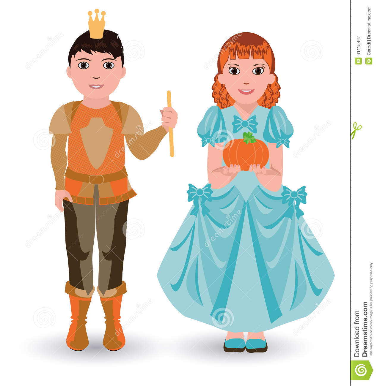 cinderella and princess