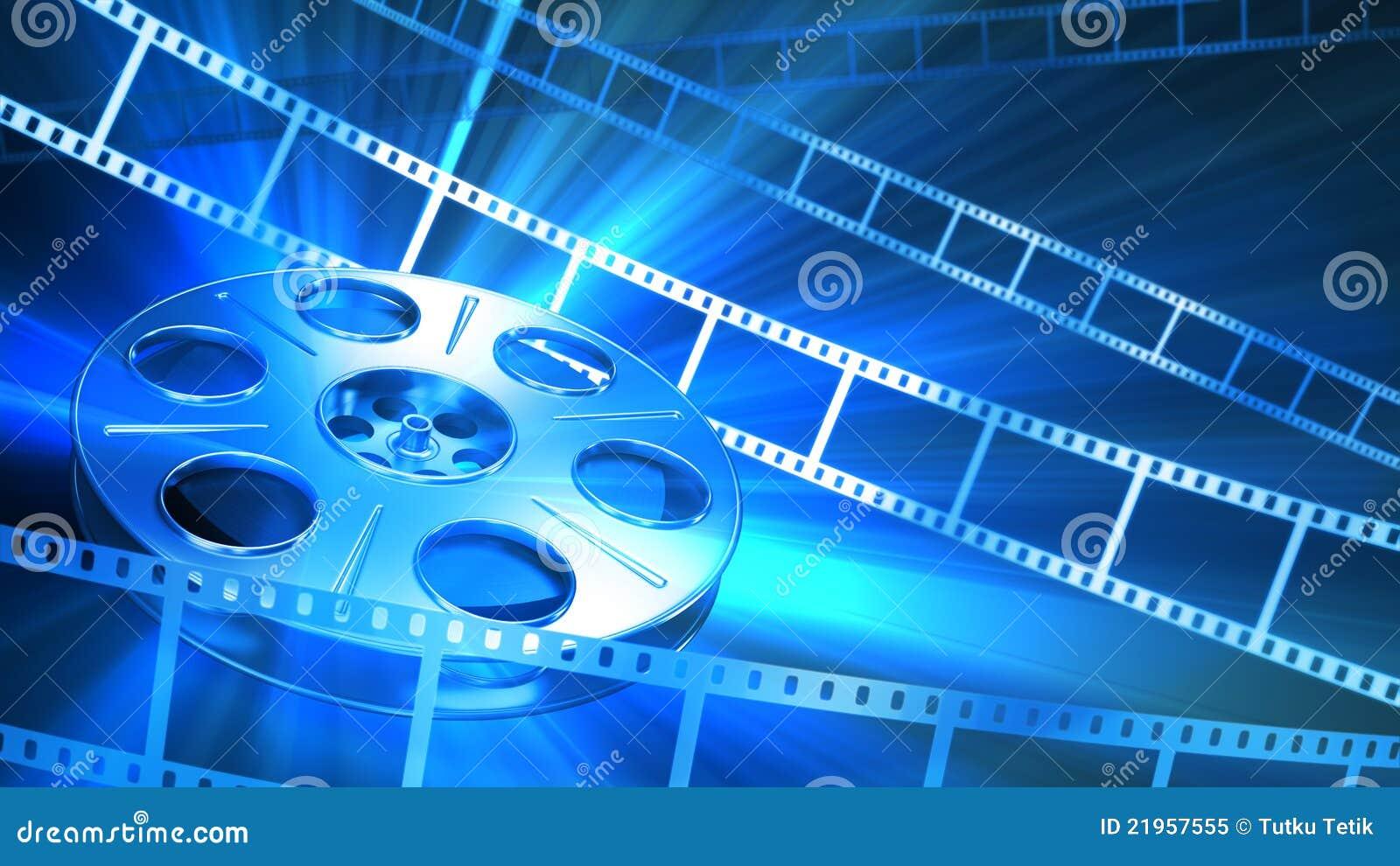 cinema background stock illustration illustration of