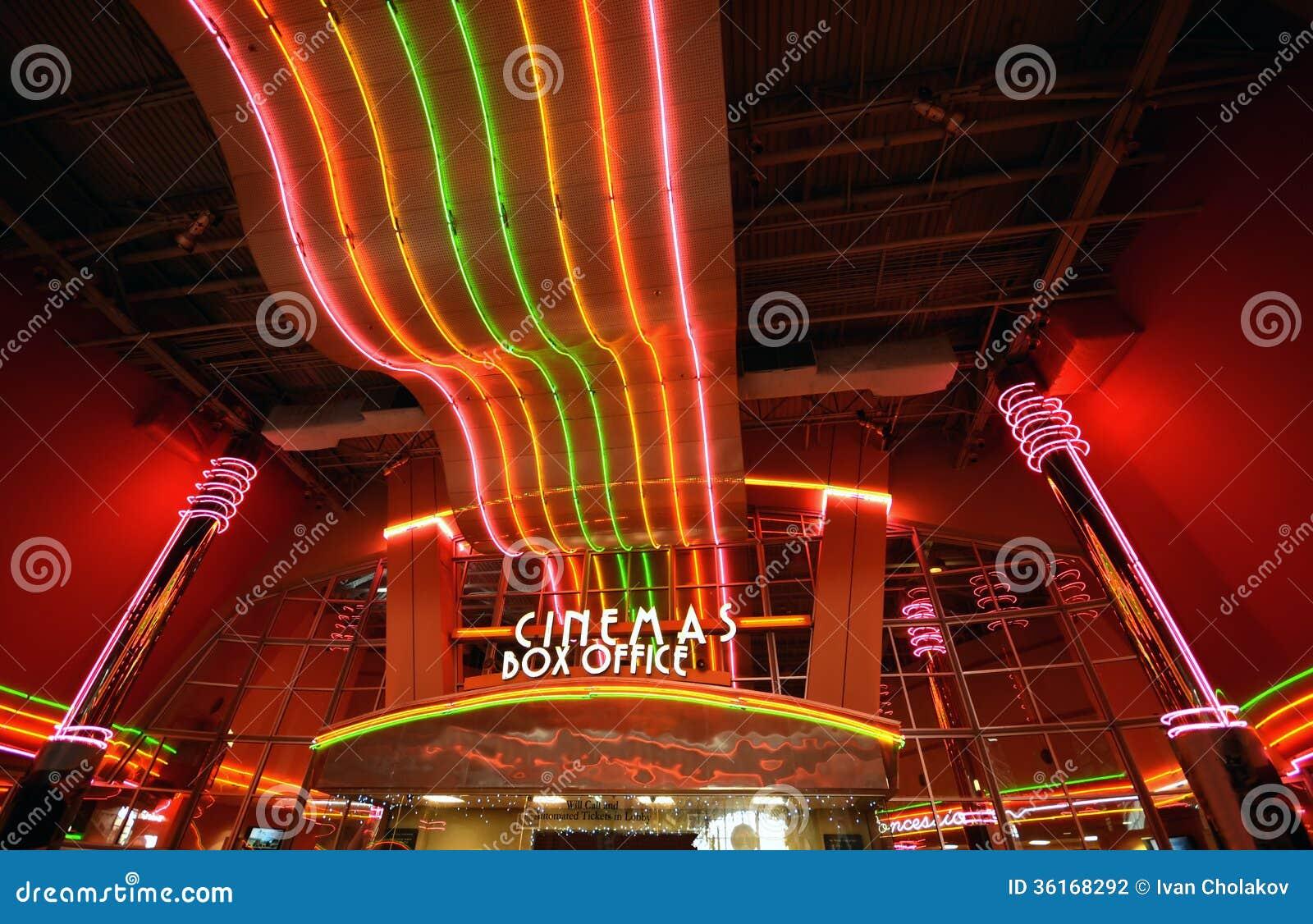 Cinema box effice stock photography image 36168292 - Box office cinema mondial ...