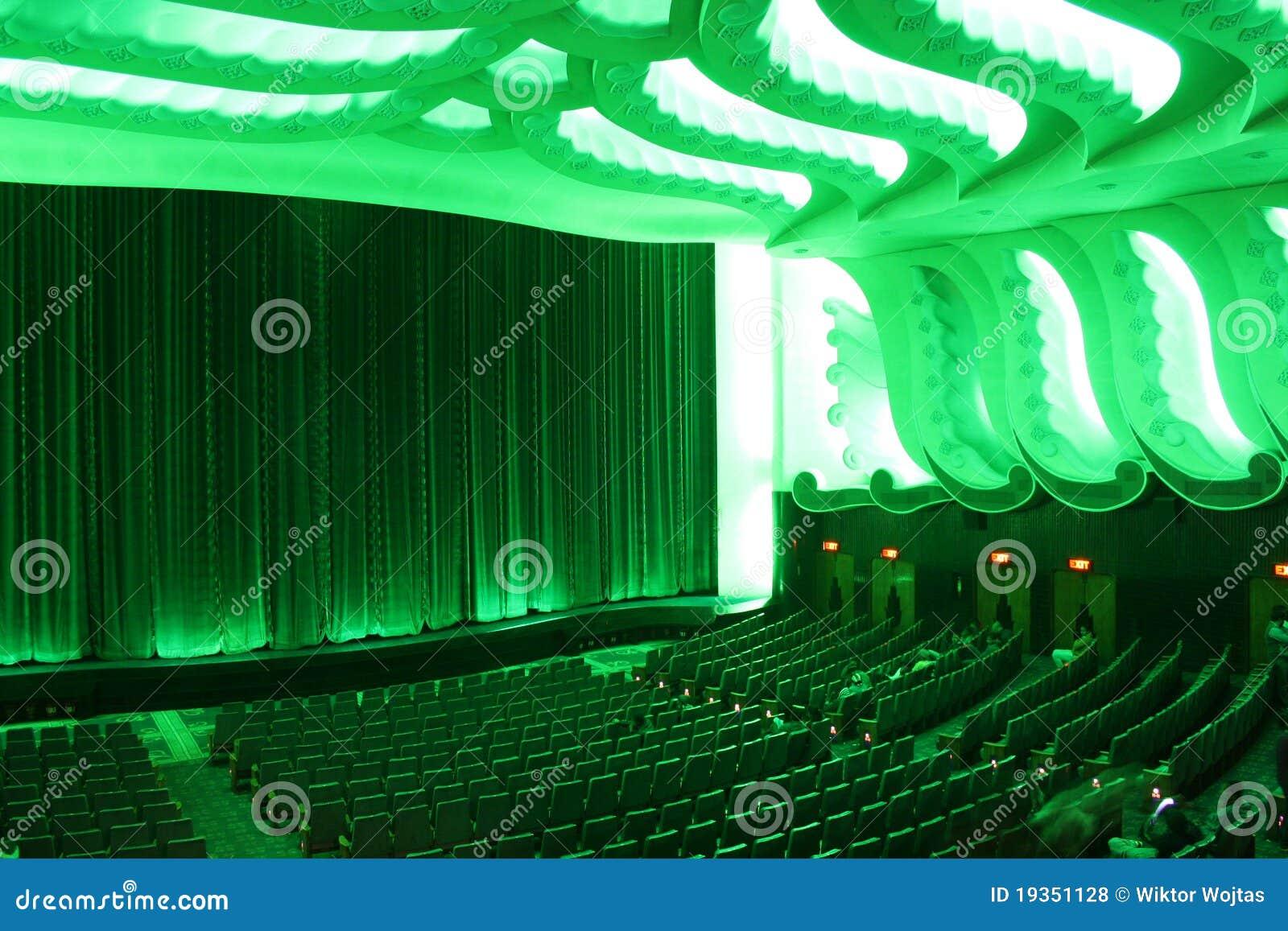 Cinema de Raj Mandir (Jaipur, India)