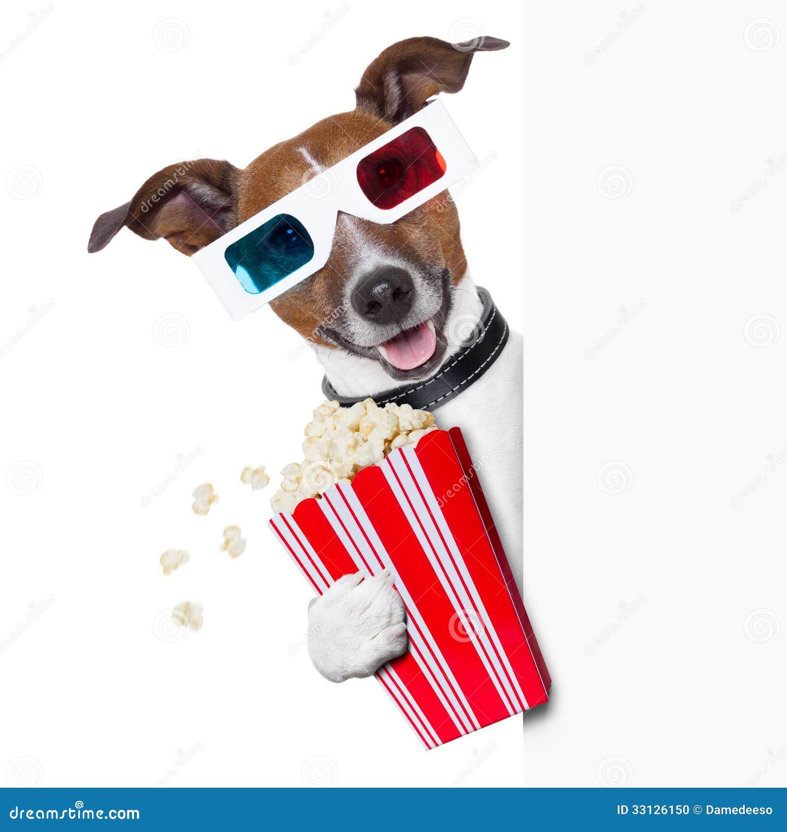 D Movie Clip On Glasses