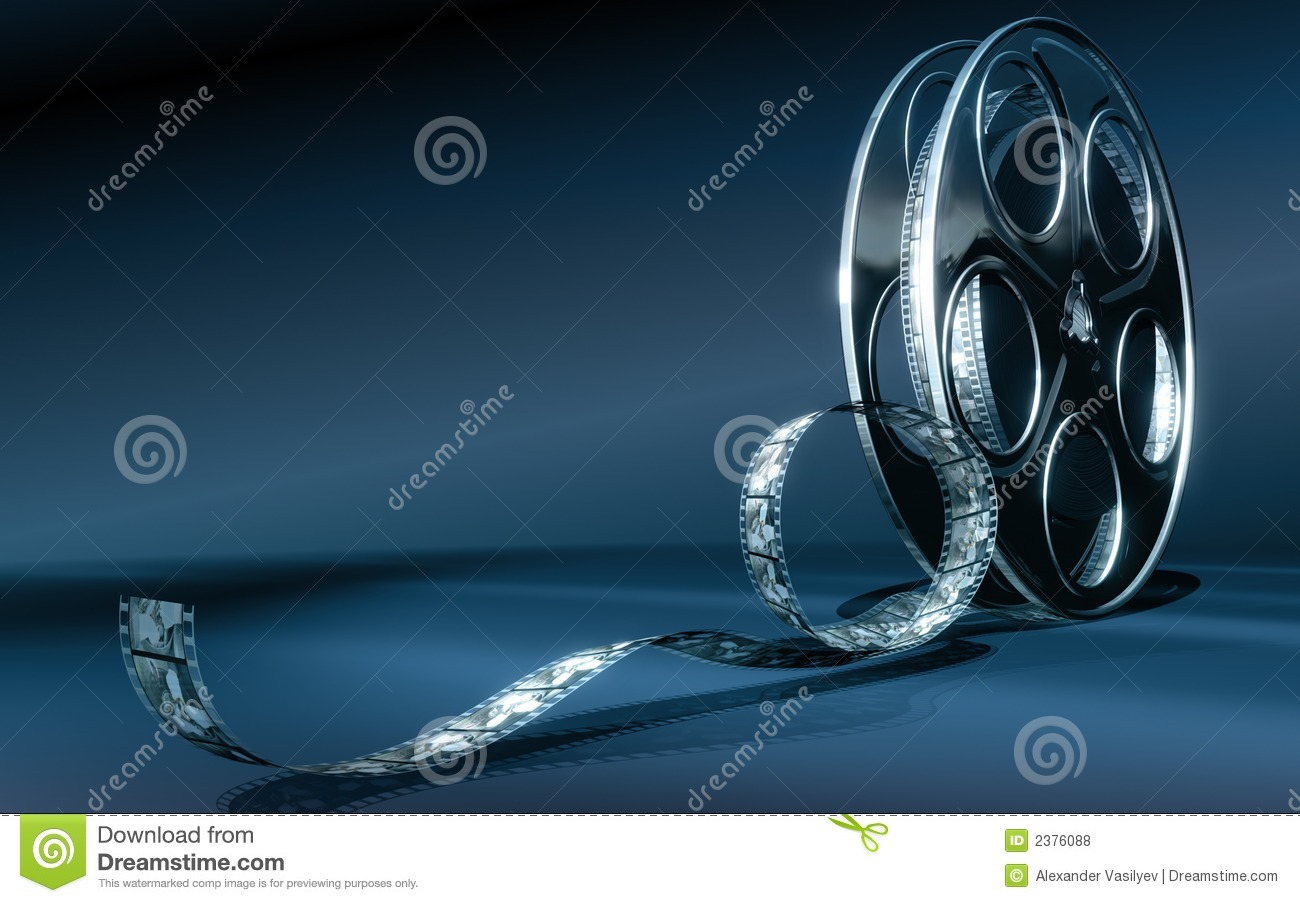 Cinema Film Royalty Free Stock Photos - Image: 2376088