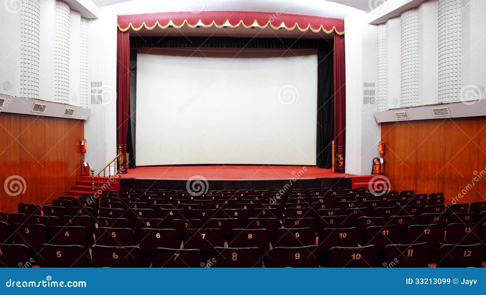 cinema hall stock image  image of cloth  backdrop  premiere