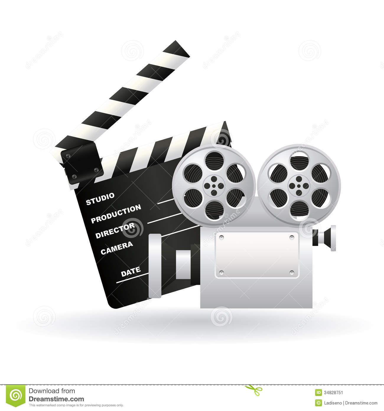 cinema symbols stock image image 34828751 movie tickets clip art and film reel movie ticket clip art carnival