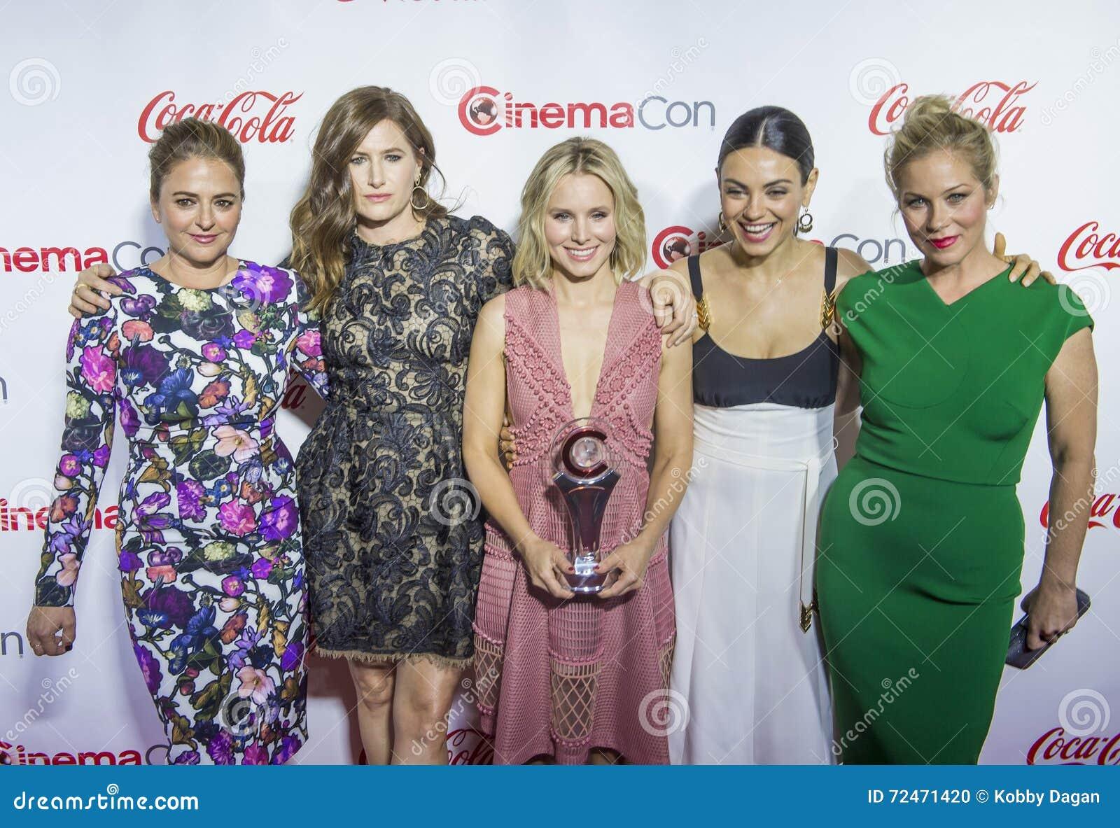 CinemaCon 2016 - die Großleinwand-Achievement Awards
