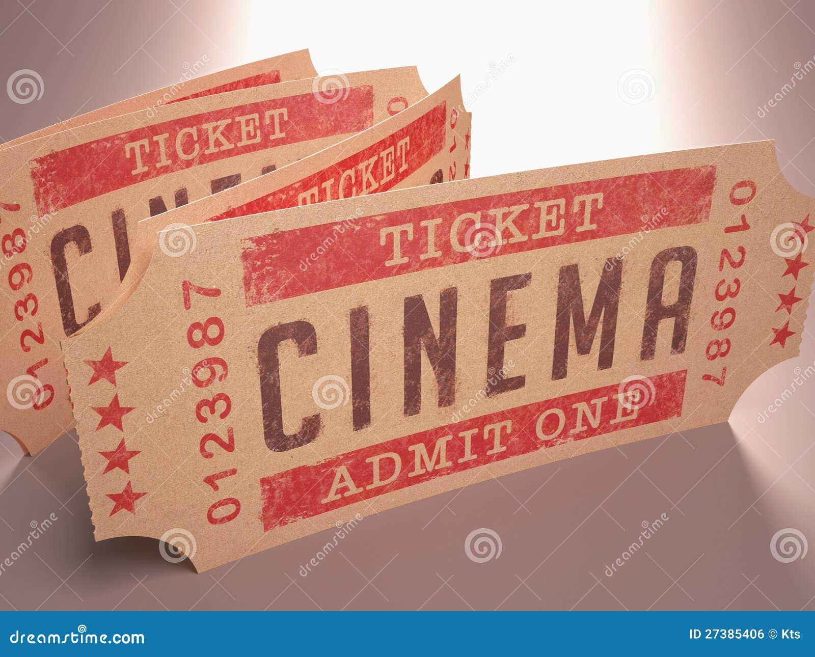 Cinematografo del biglietto