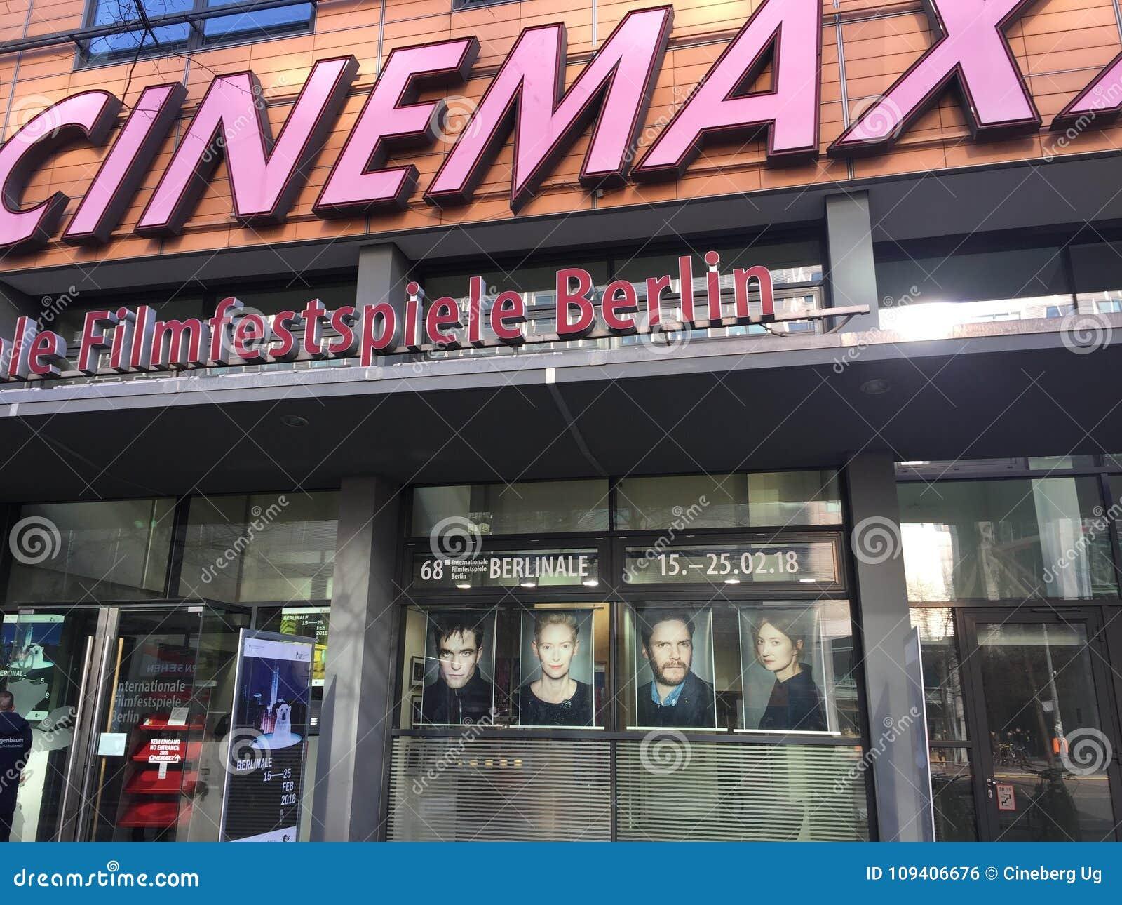 Cinemaxx戏院在柏林