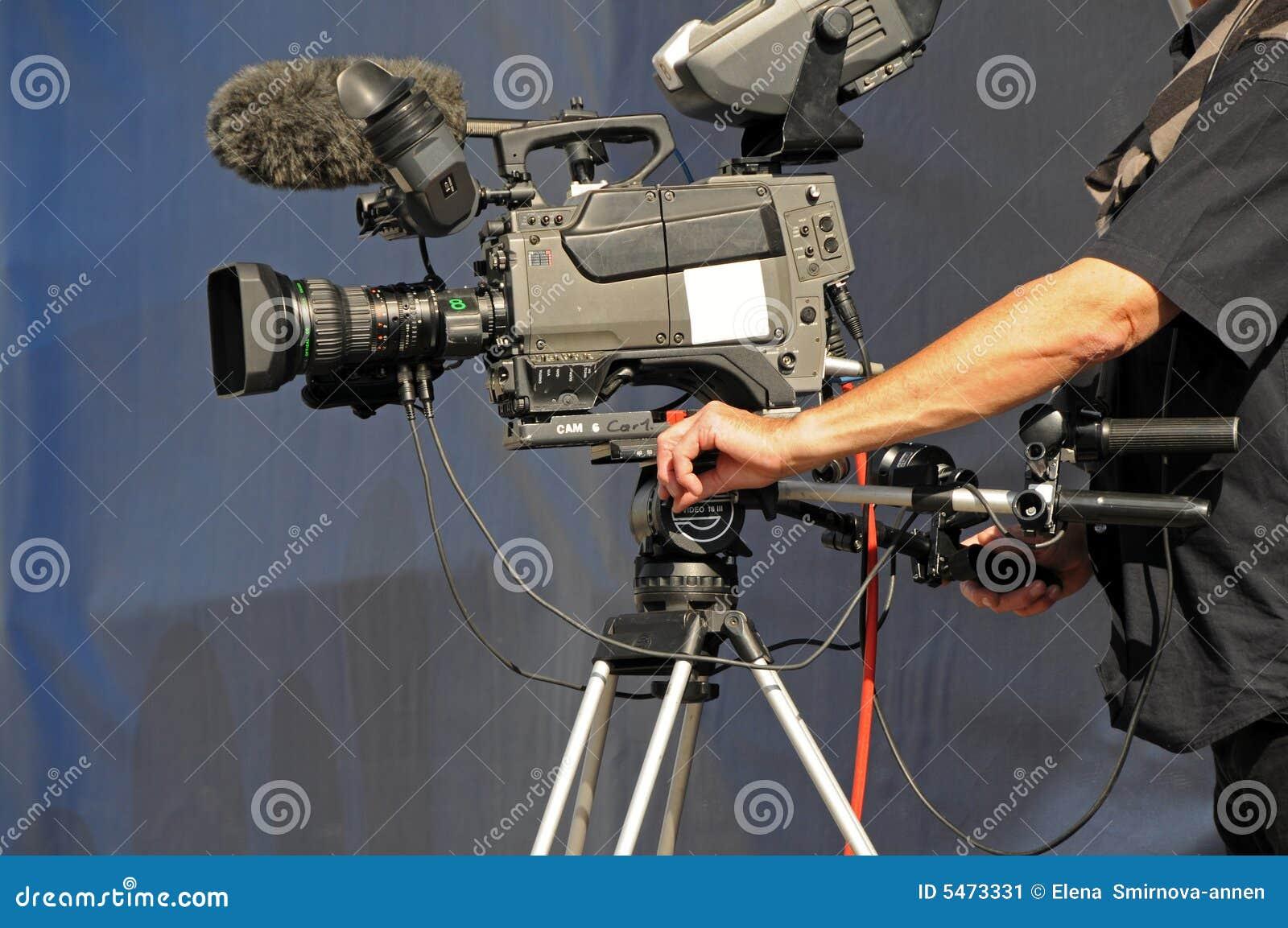 Cineoperatore della TV