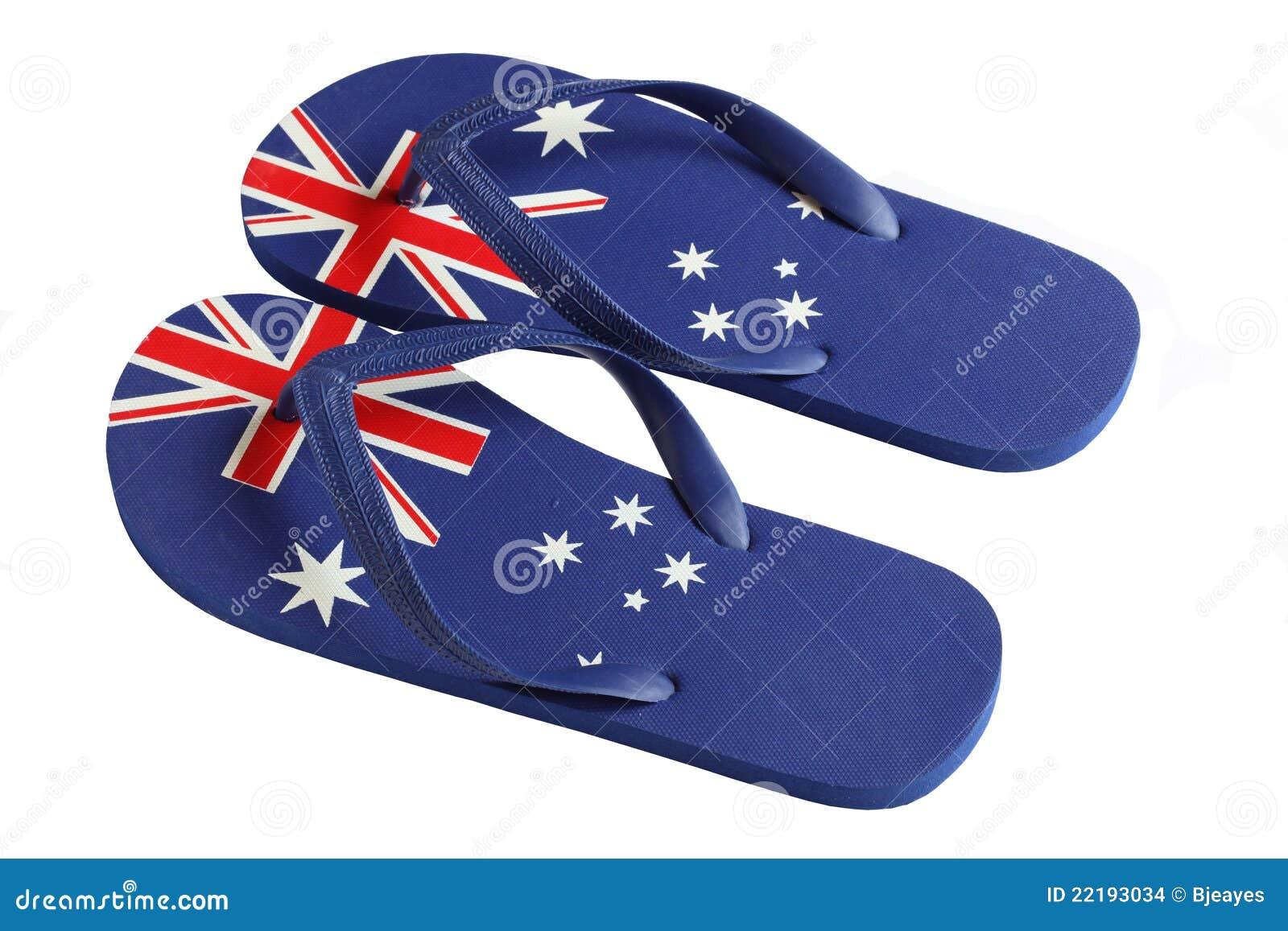 Cinghie australiane della bandierina