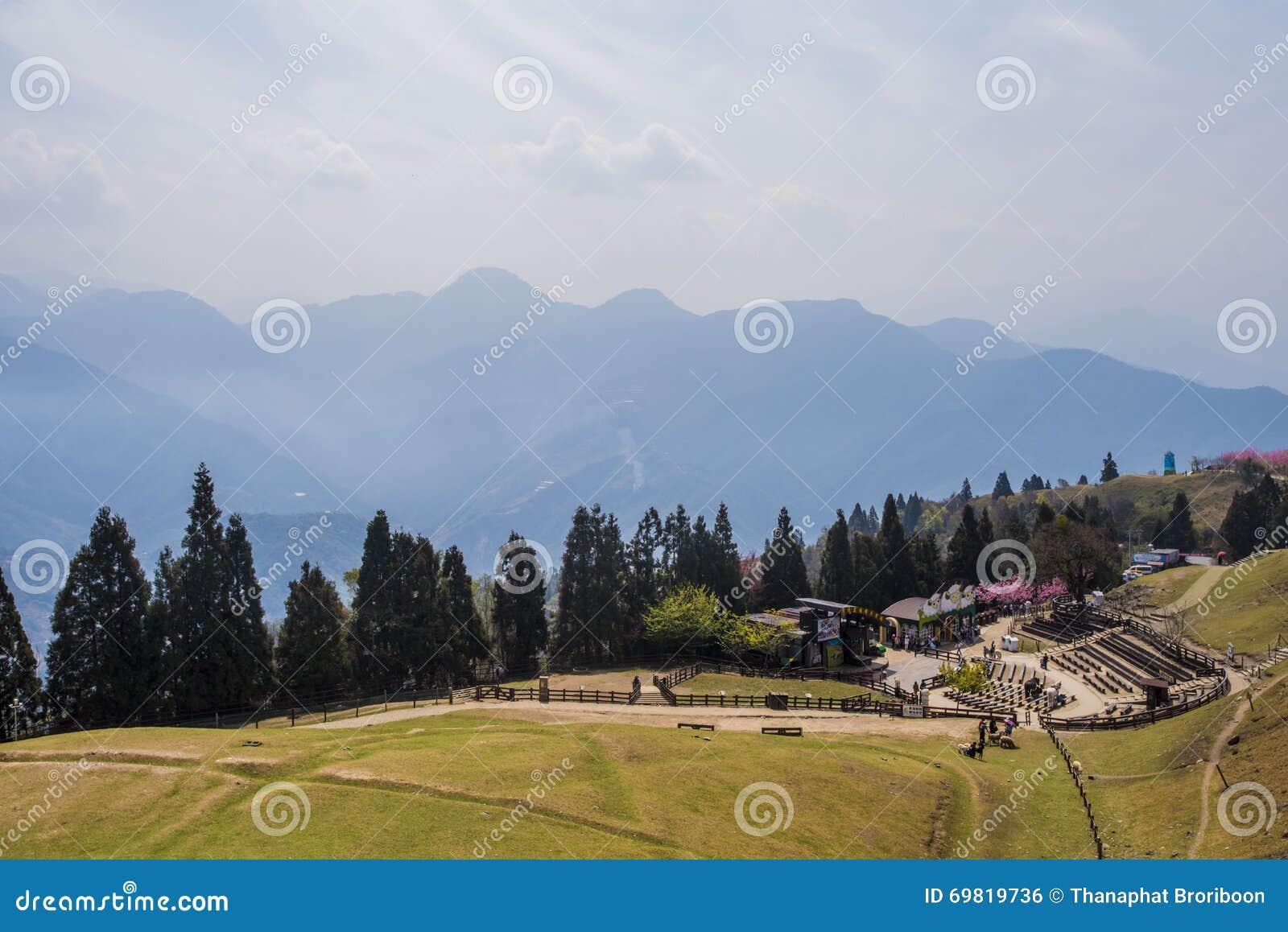 Cingjing lantgård