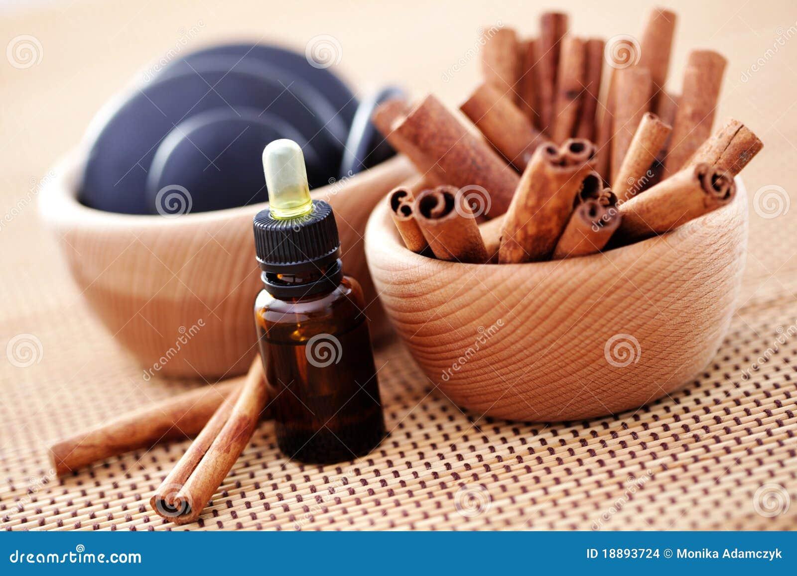 Cinnamon aromatherapy