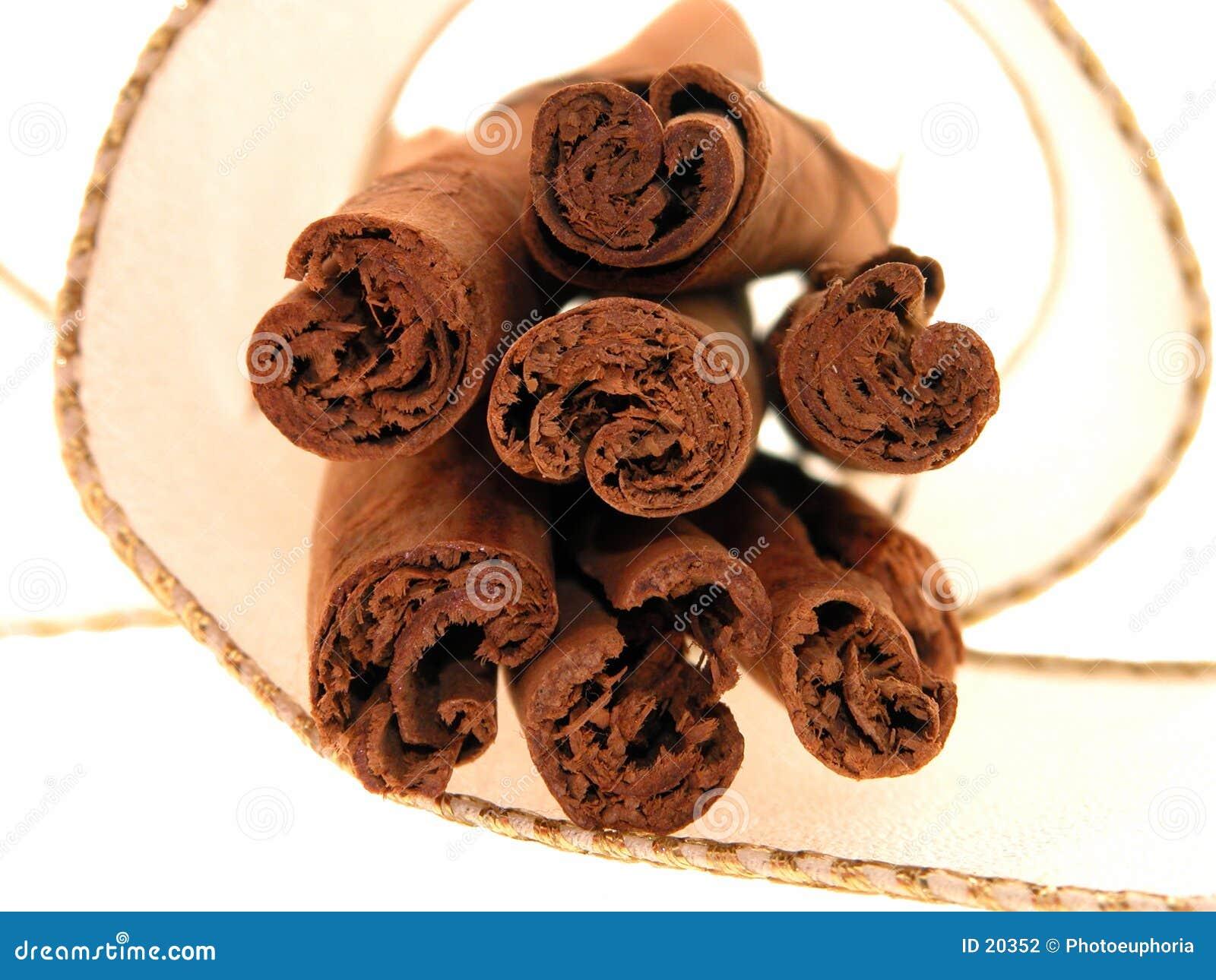 Cinnamon In Ribbon